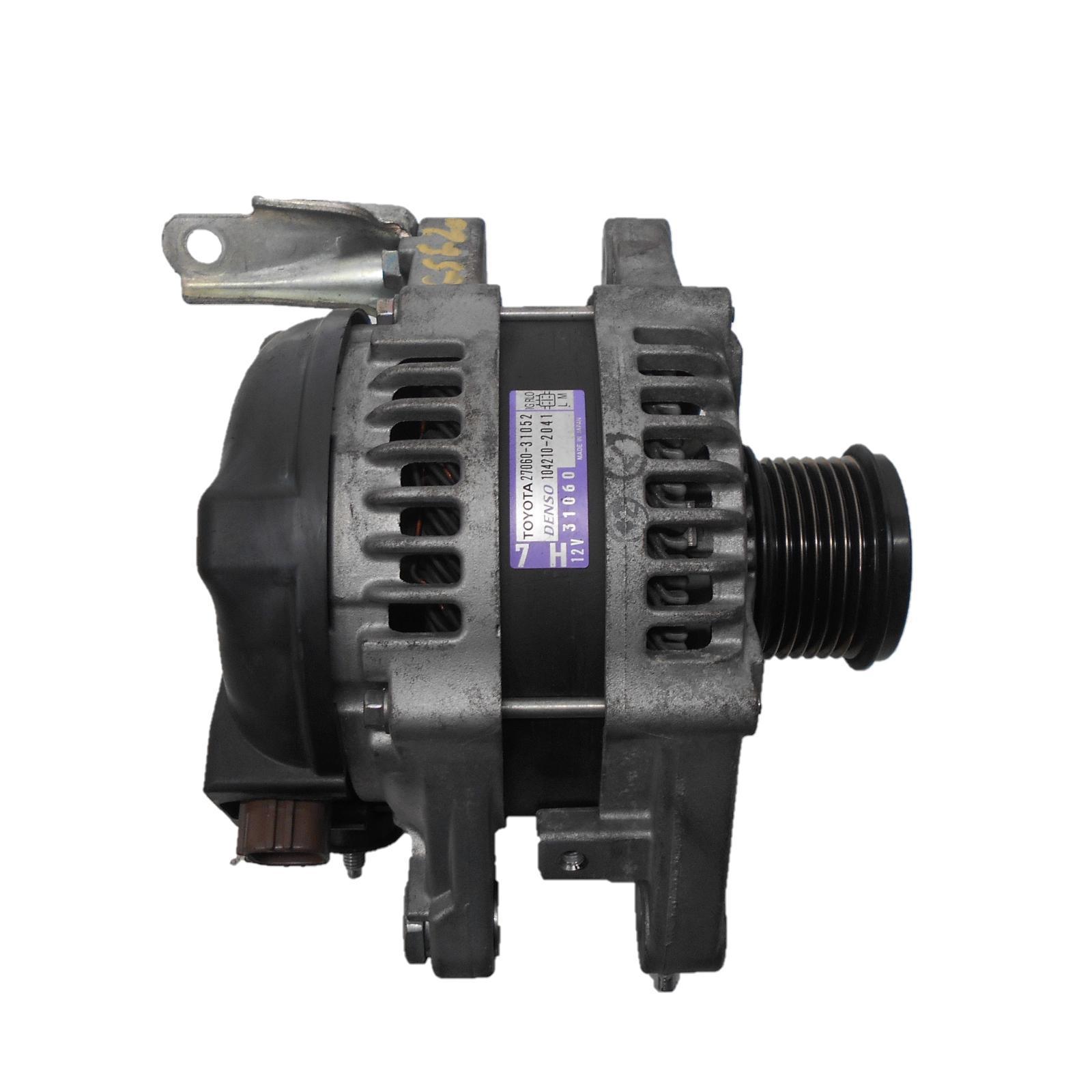 LEXUS IS250/IS250C, Alternator, IS250/IS250C, 2.5, 4GR, GSE20R, 11/05-12/14