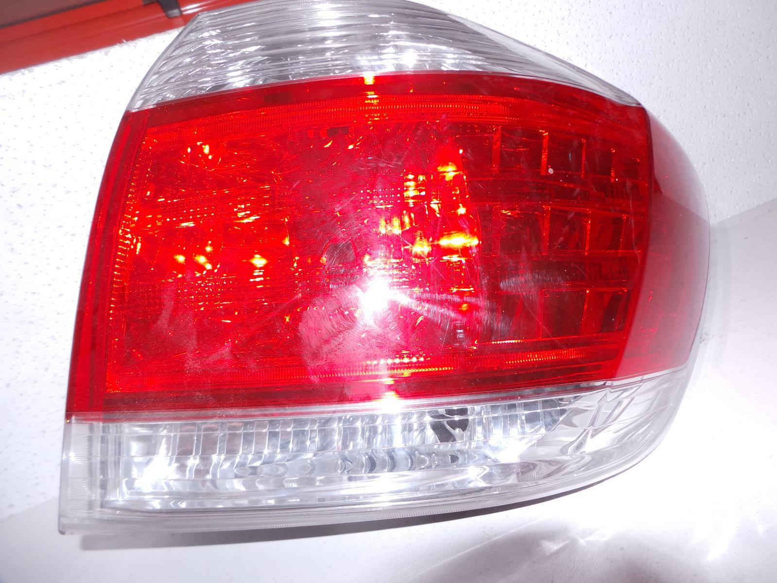 TOYOTA KLUGER, Right Taillight, GSU40-GSU45, IN BODY, 07/10-02/14