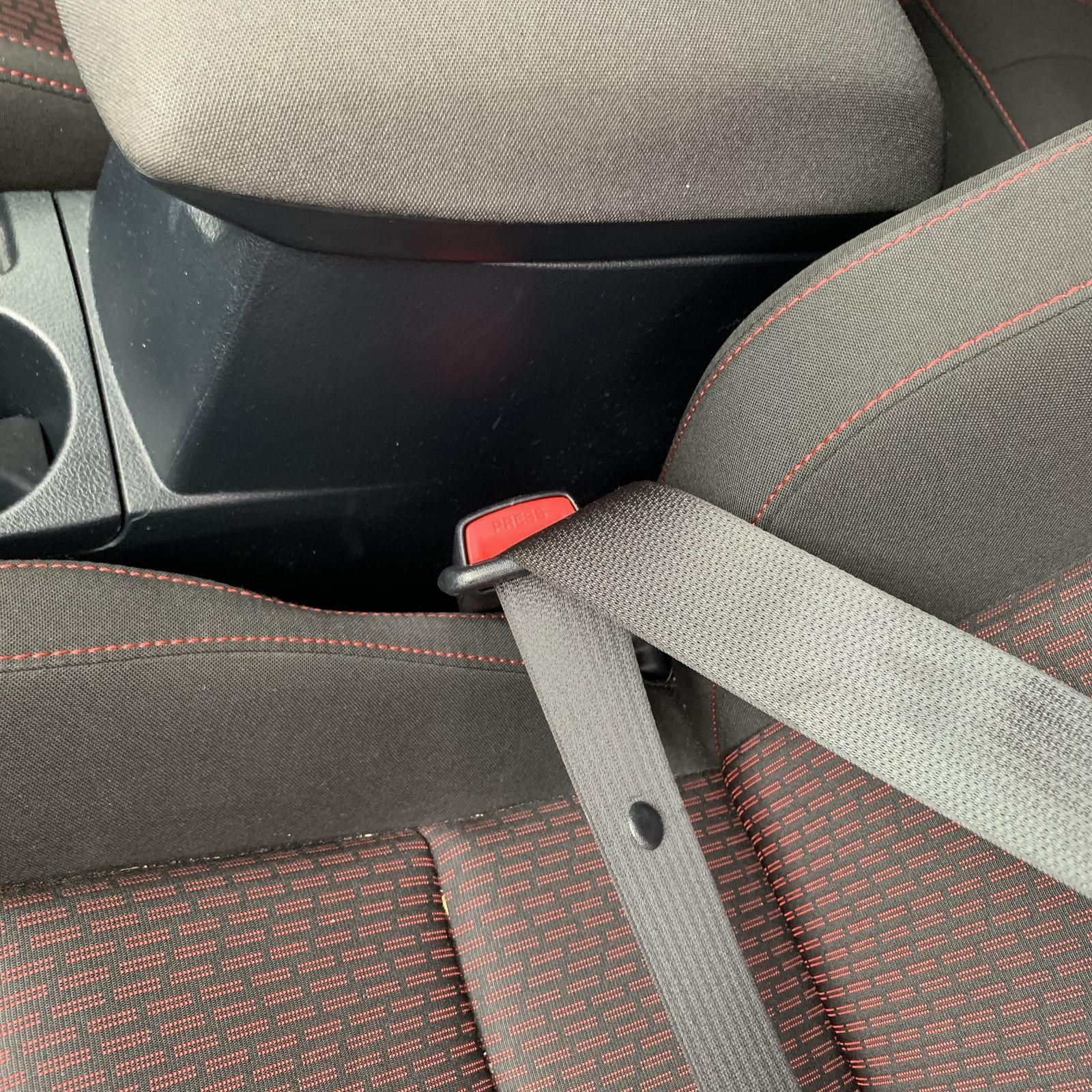 TOYOTA COROLLA, Seatbelt/Stalk, LH FRONT, SEAT BELT ONLY, ZRE182R, HATCH, 10/12-