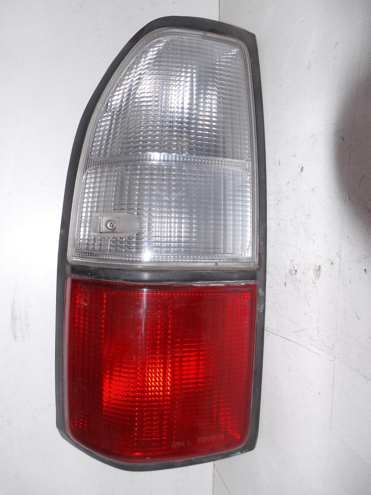 TOYOTA PRADO, Left Taillight, 95 SERIES, IN BODY, 08/99-01/03