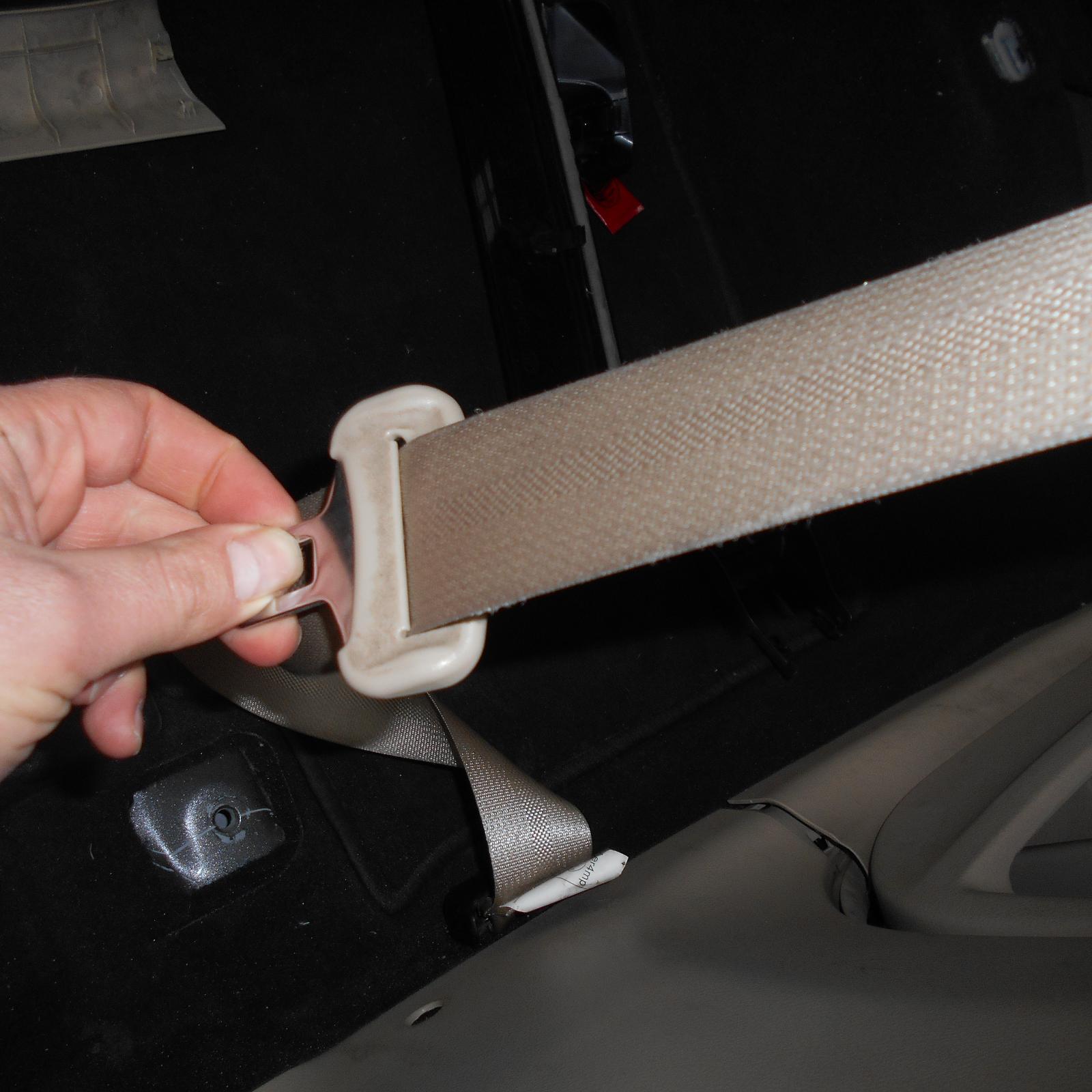TOYOTA CAMRY, Seatbelt/Stalk, LH FRONT, SEAT BELT STALK ONLY, ASV50/AVV50, 12/11-10/17