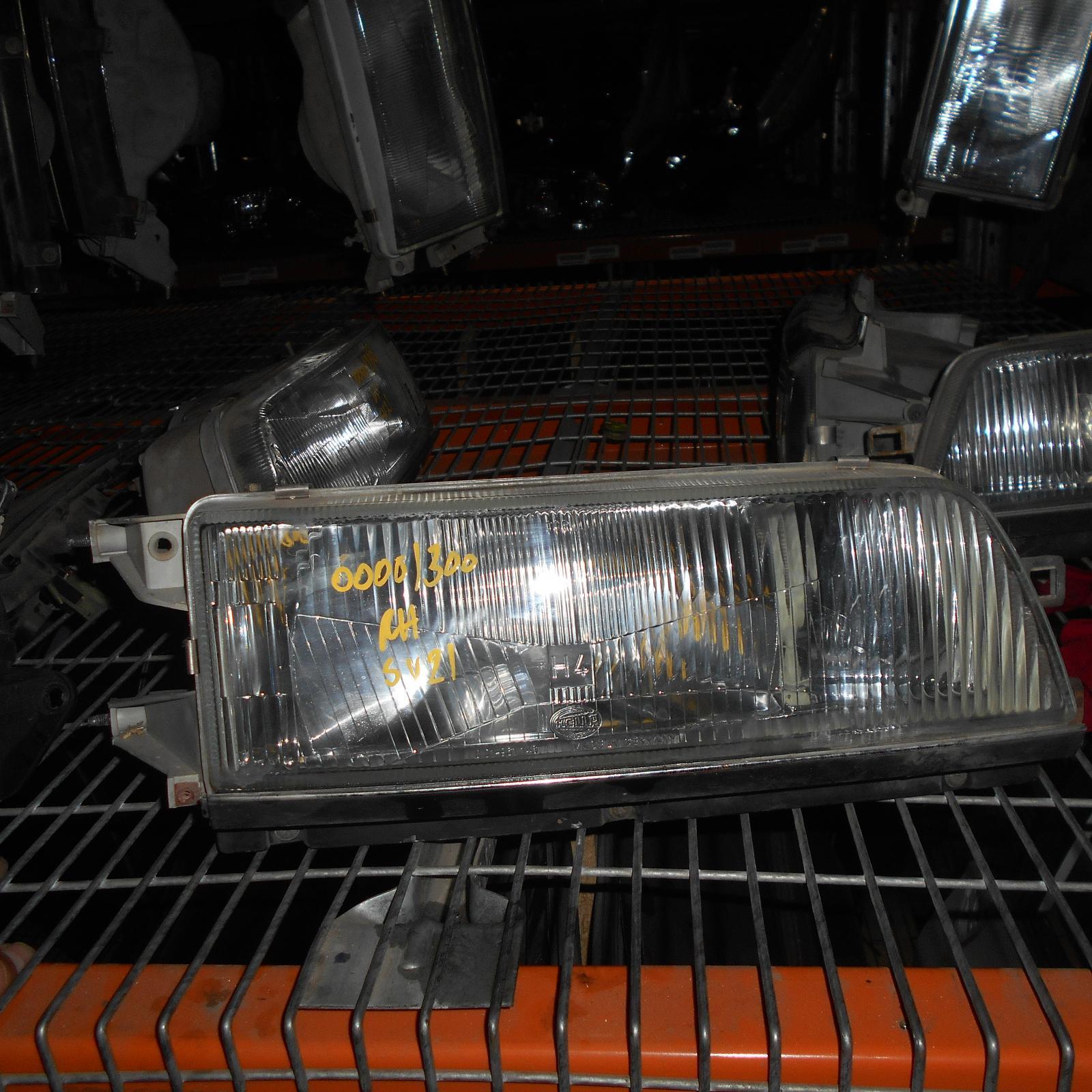 TOYOTA CAMRY, Right Headlamp, SV21 (KOITO 32-35), 03/87-09/89