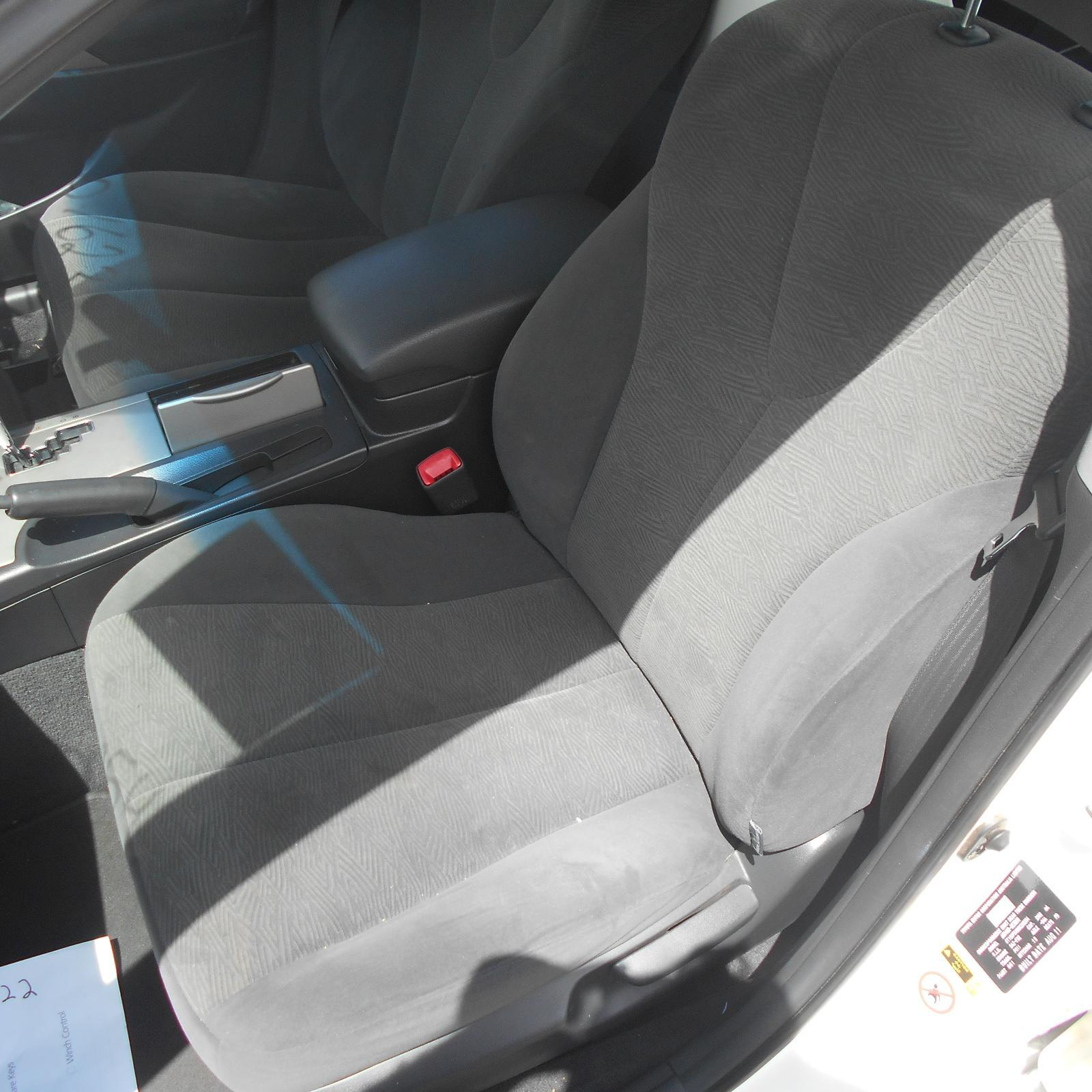 TOYOTA CAMRY, Front Seat, LH FRONT, ACV40, CLOTH, NON ELECTRIC TYPE, 06/06-11/11