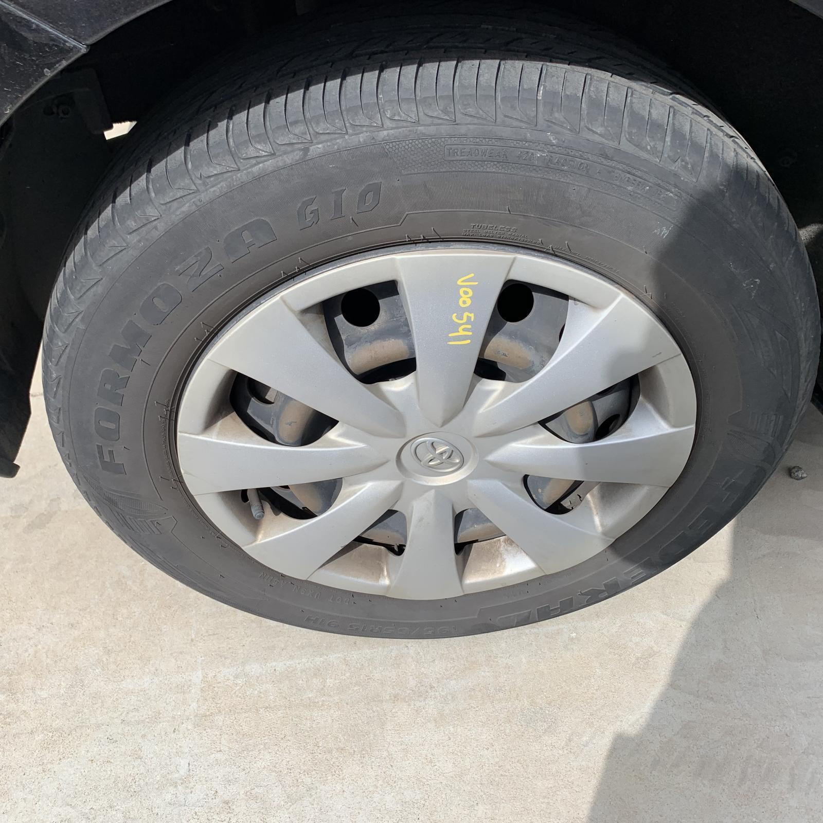 TOYOTA COROLLA, Wheel Cover/Hub Cap, 150 SERIES, 03/07-12/13