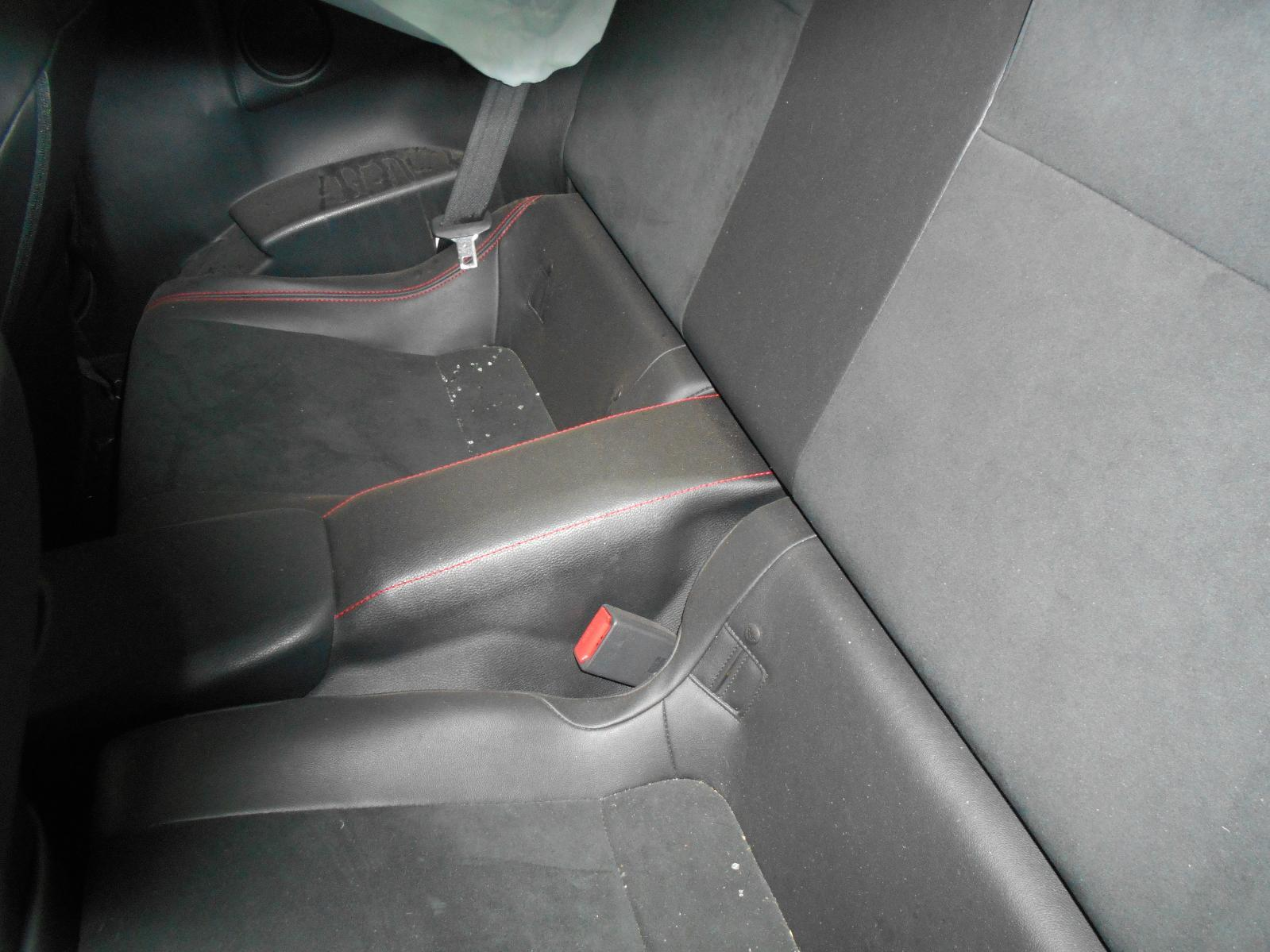 TOYOTA 86, 2nd Seat (Rear Seat), PARTIAL LEATHER, GTS, ZN6, 06/12-
