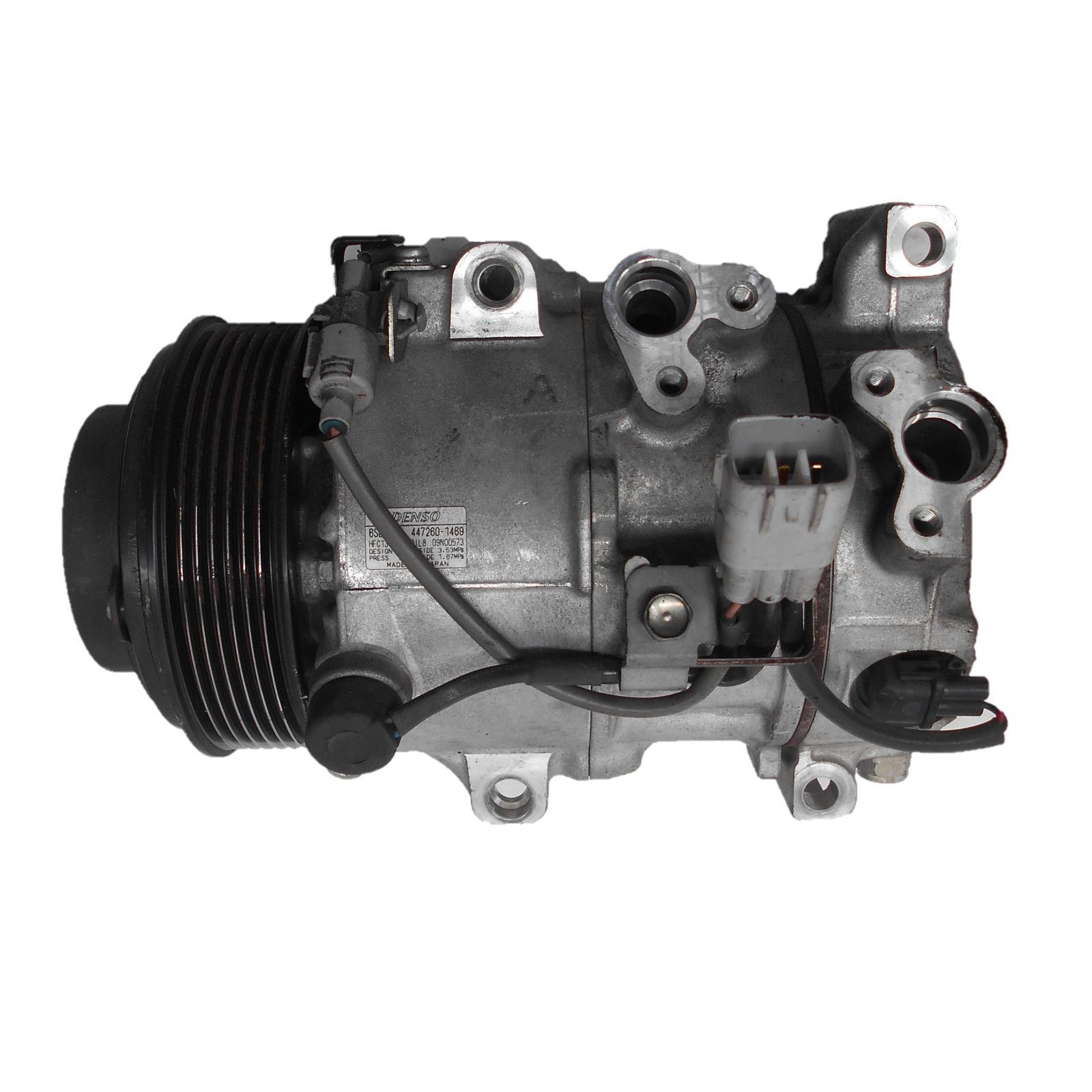 LEXUS IS250/IS250C, A/C Compressor, IS250/IS250C, GSE20R, 2.5, 4GR, 11/05-12/14