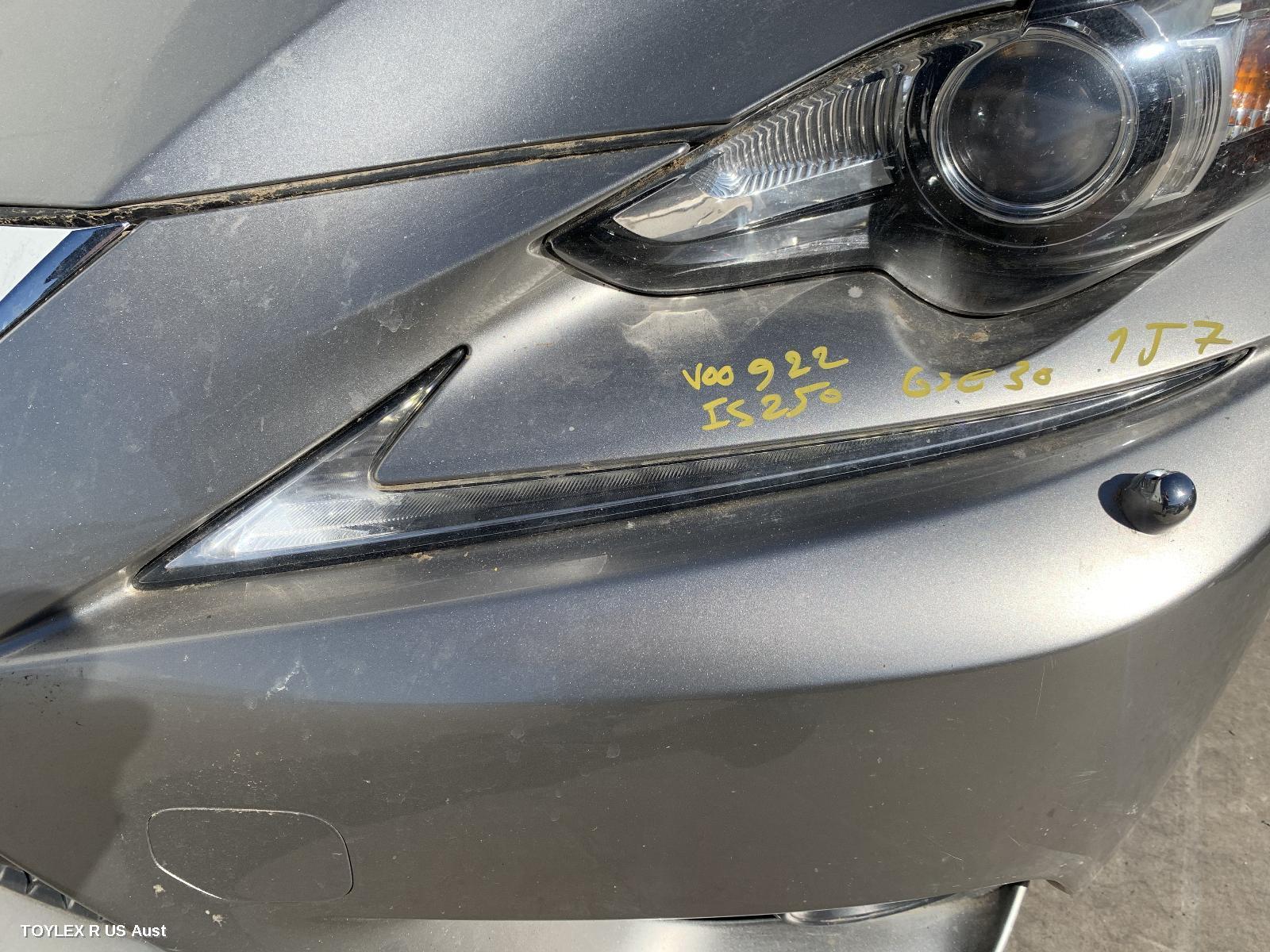 LEXUS IS SERIES, Left Indicator/Fog/Side, DAYTIME RUNNING LAMP, XE30, 04/13-09/16