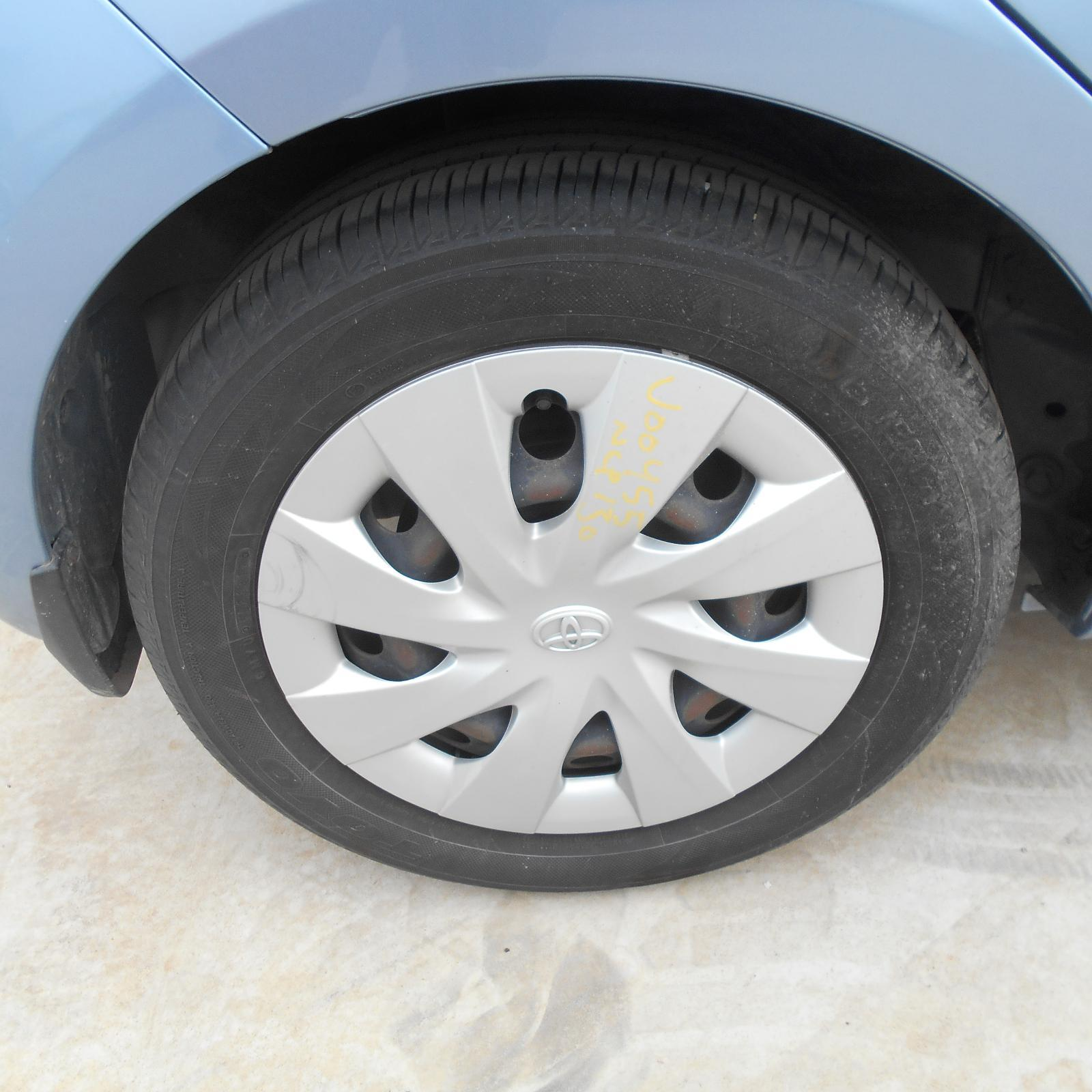 TOYOTA YARIS, Wheel Cover/Hub Cap, XP130 SERIES, 10/11-