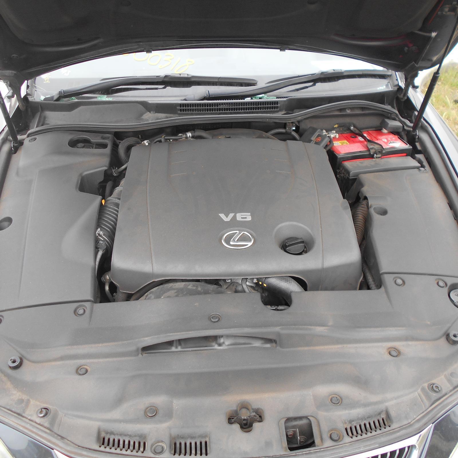 LEXUS IS250/IS250C, Engine, PETROL, 2.5, 4GR, IS250/IS250C, GSE20R, 11/05-12/14