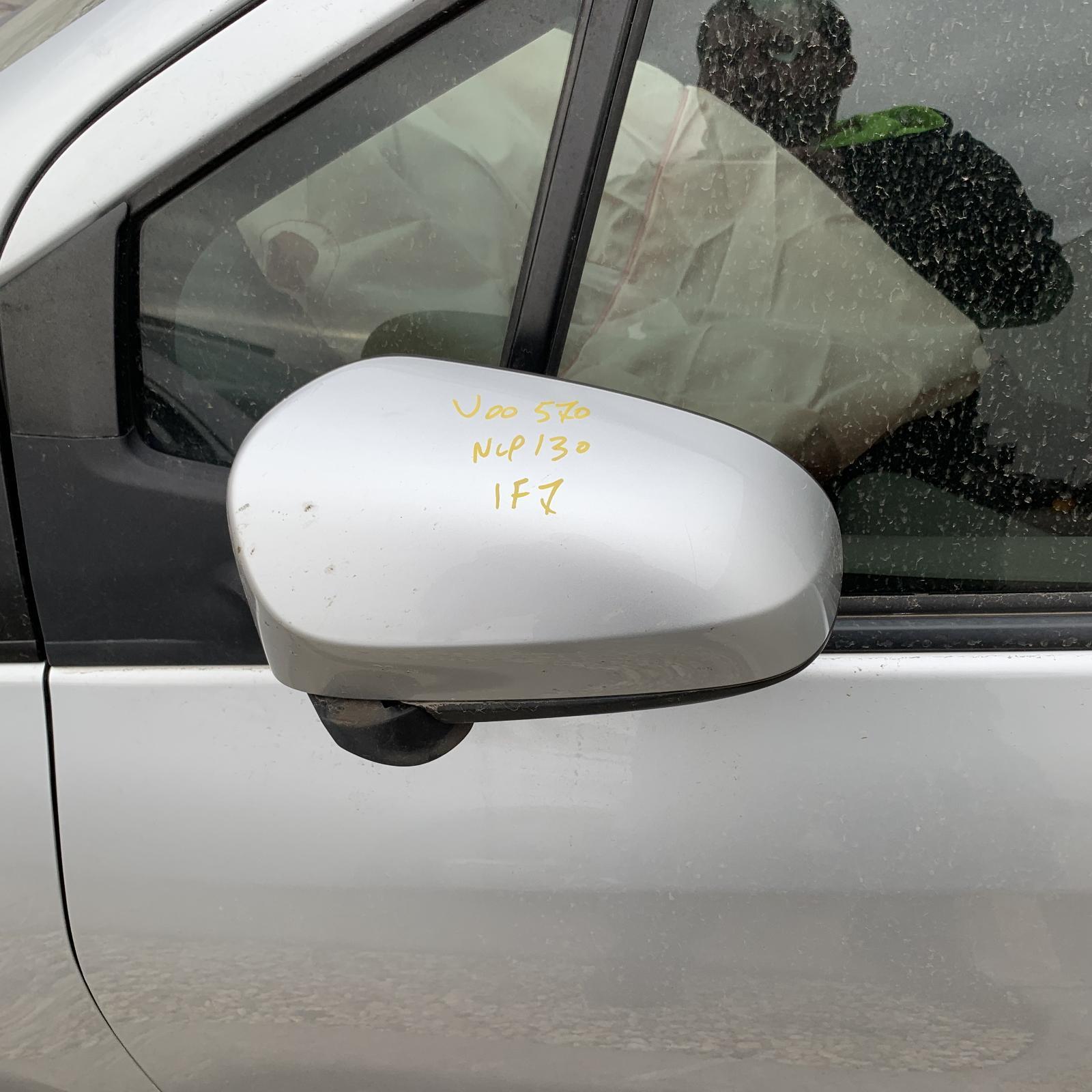 TOYOTA YARIS, Left Door Mirror, NCP13#, HATCH, NON HEATED TYPE, 11/11-