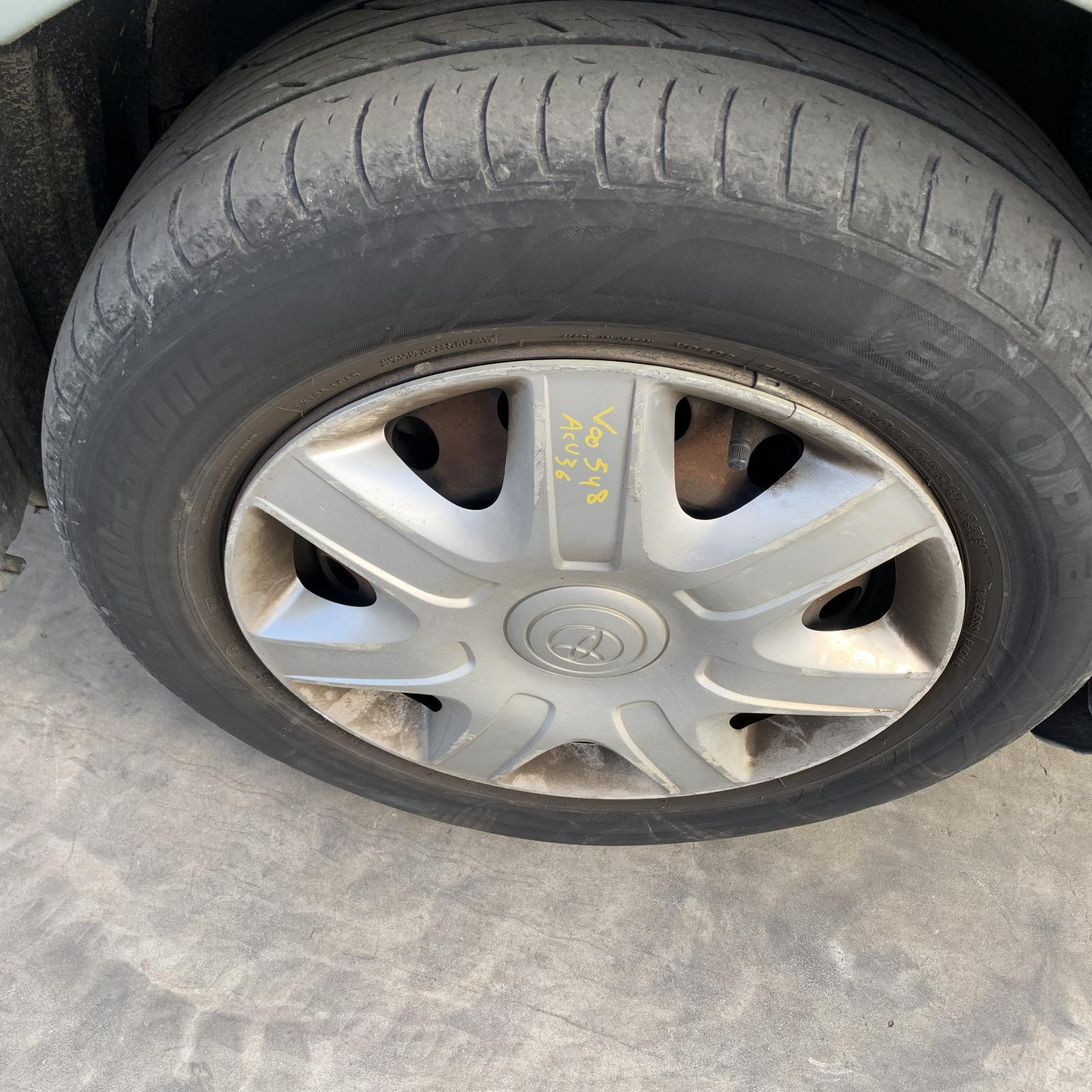 TOYOTA CAMRY, Wheel Cover/Hub Cap, SK36 10/02-06/06