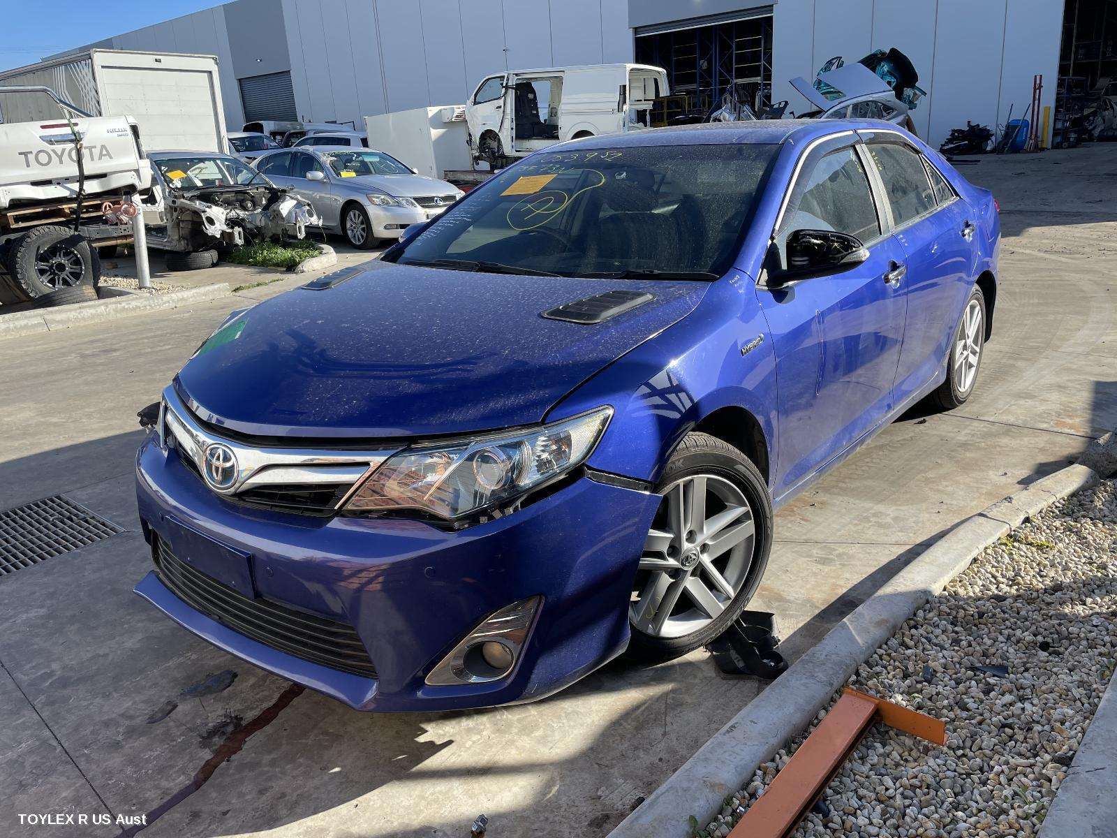 Toyota CAMRY HL TYPE 2AR-FXE 2.5L Engine Automatic FWD Transmission 12/11 - 05/15