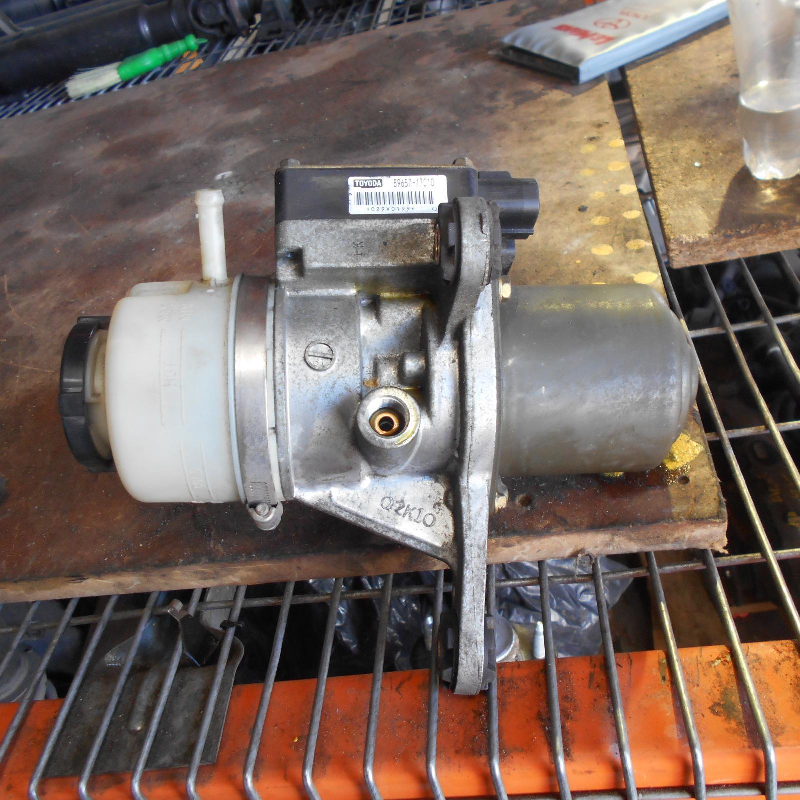 TOYOTA MR2, Power Steering Fluid, 30 SERIES 10/00-10/05