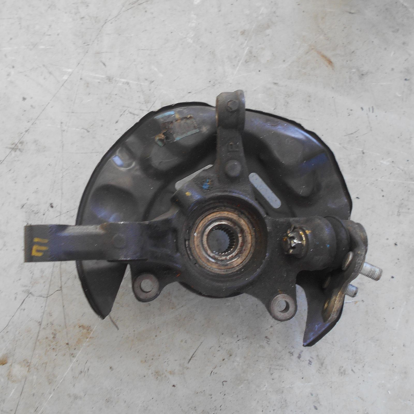 TOYOTA COROLLA, Right Front Hub Assembly, ZZE122 (JAPAN-VIN JTD), ABS TYPE, 12/01-06/07