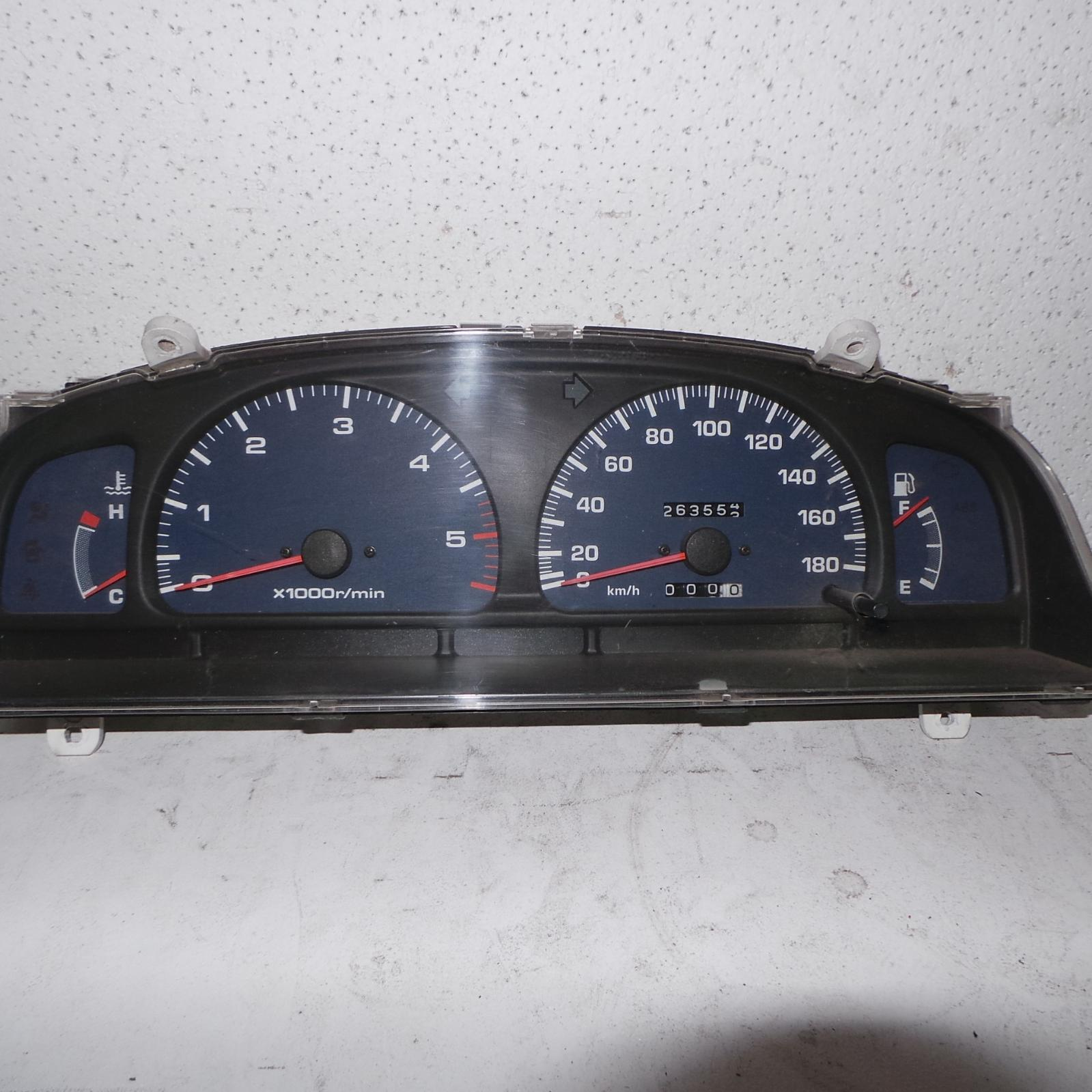 TOYOTA HILUX, Instrument Cluster, DIESEL, CABLE TYPE, W/ TACHO, 09/97-03/05