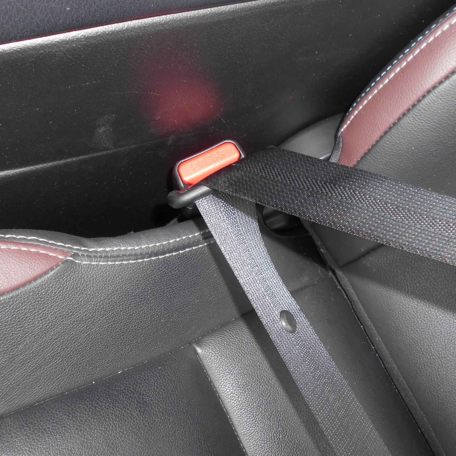 TOYOTA AURION, Seatbelt/Stalk, LH FRONT, SEAT BELT ONLY, GSV50R, 02/12-08/17