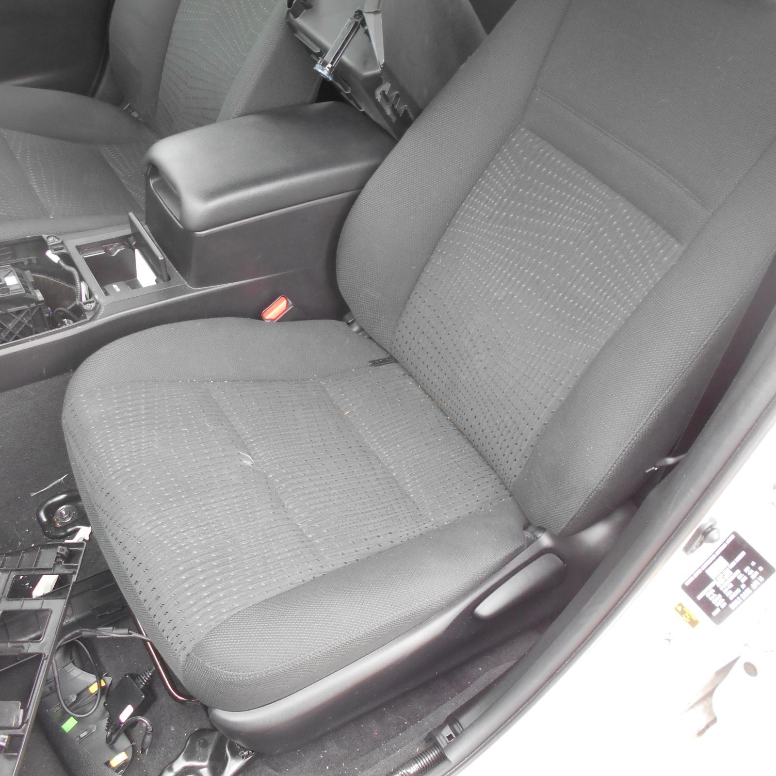 TOYOTA CAMRY, Front Seat, LH FRONT, CLOTH, ATARA S, ACV50, 12/11-10/17