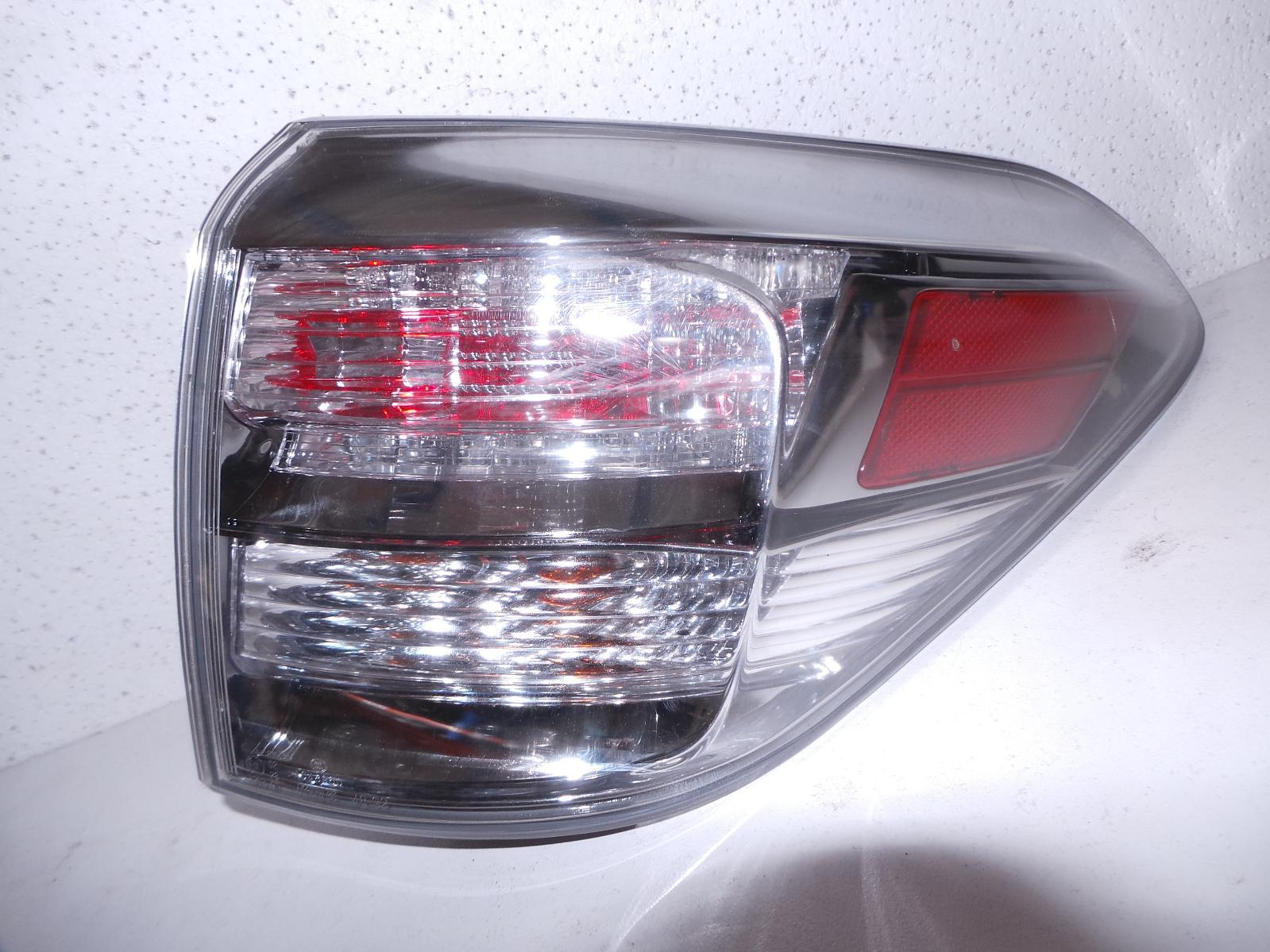 LEXUS RX350, Right Taillight, GGL1#, RX450H, IN BODY, 03/09-05/12