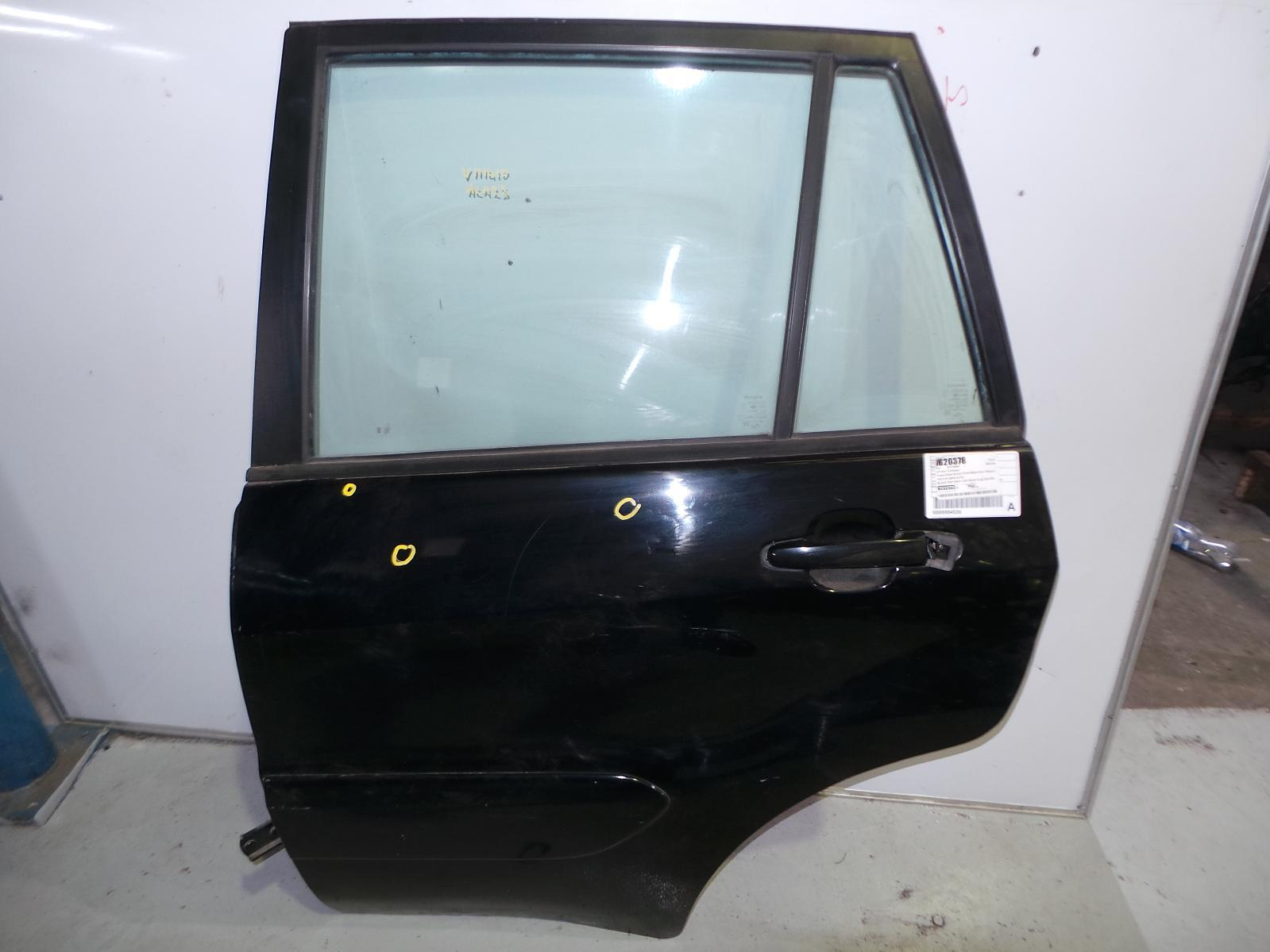 TOYOTA RAV4, Left Rear Door/Sliding, ACA2#R, EDGE, NON FLARE TYPE, 07/00-10/05