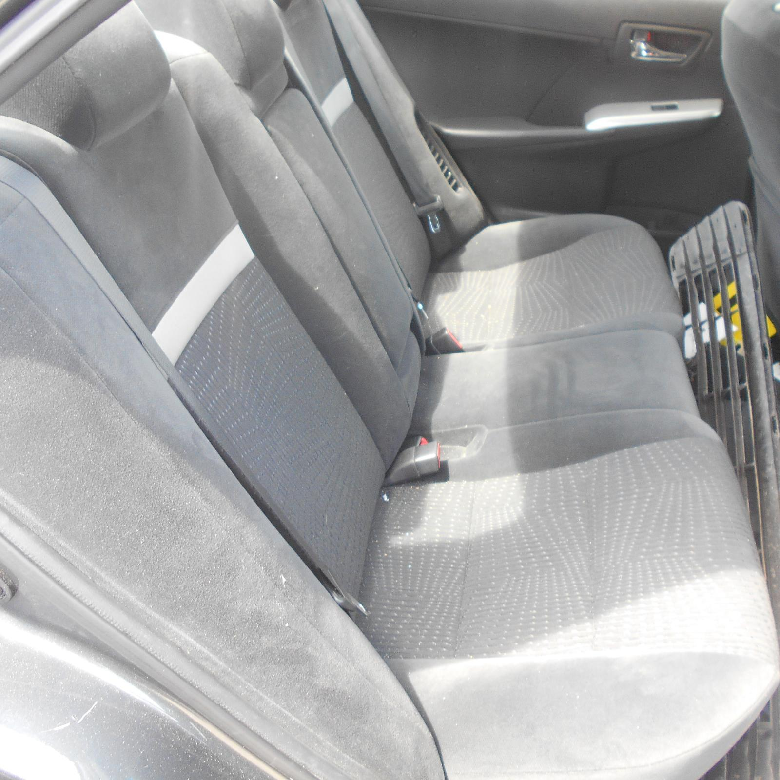 TOYOTA CAMRY, 2nd Seat (Rear Seat), CLOTH, HYBRID H, ACV50, 12/11-05/15