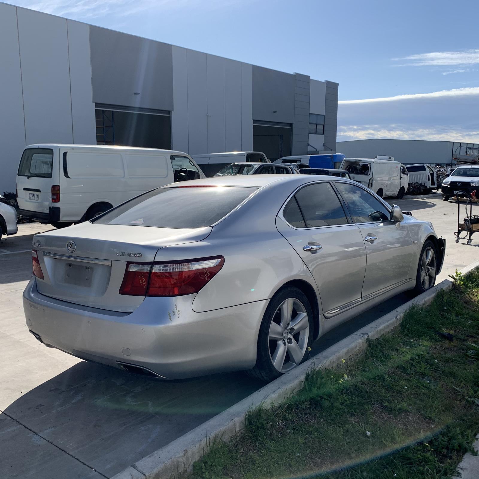 LEXUS LS460 1UR-FSE 4.6L  Engine Automatic RWD Transmission 04/07 - 12/17