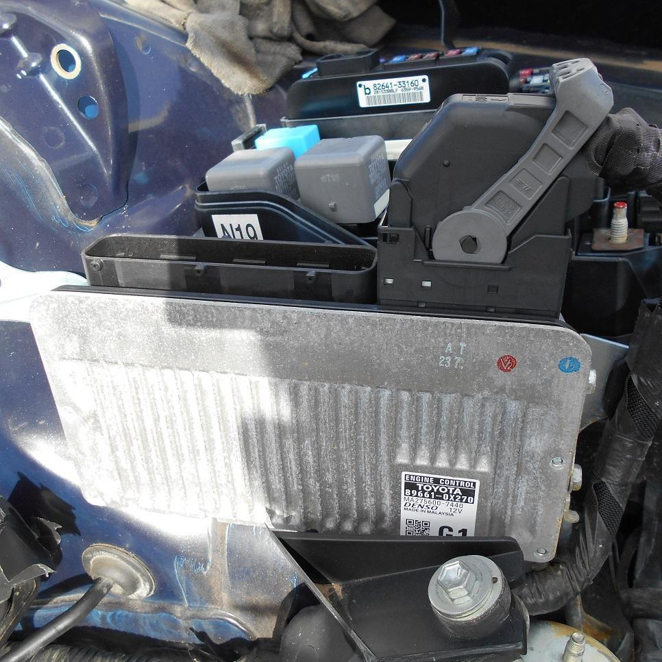 TOYOTA AURION, Ecu, ENGINE ECU, ECU ONLY, GSV50R, 04/12-08/17