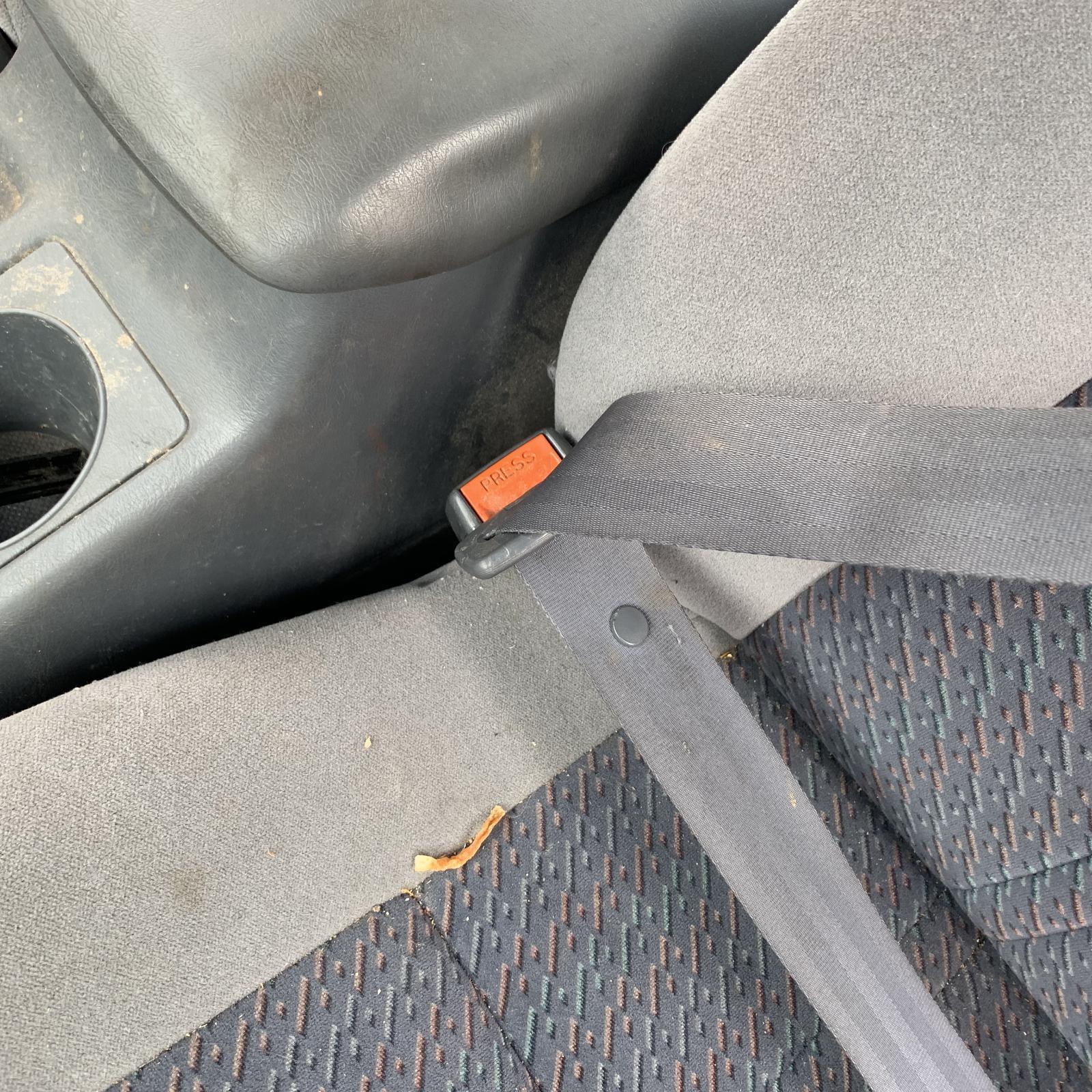 TOYOTA CAMRY, Seatbelt/Stalk, LH FRONT, SEAT BELT STALK ONLY, SK20, SEDAN/WAGON, 08/97-08/02