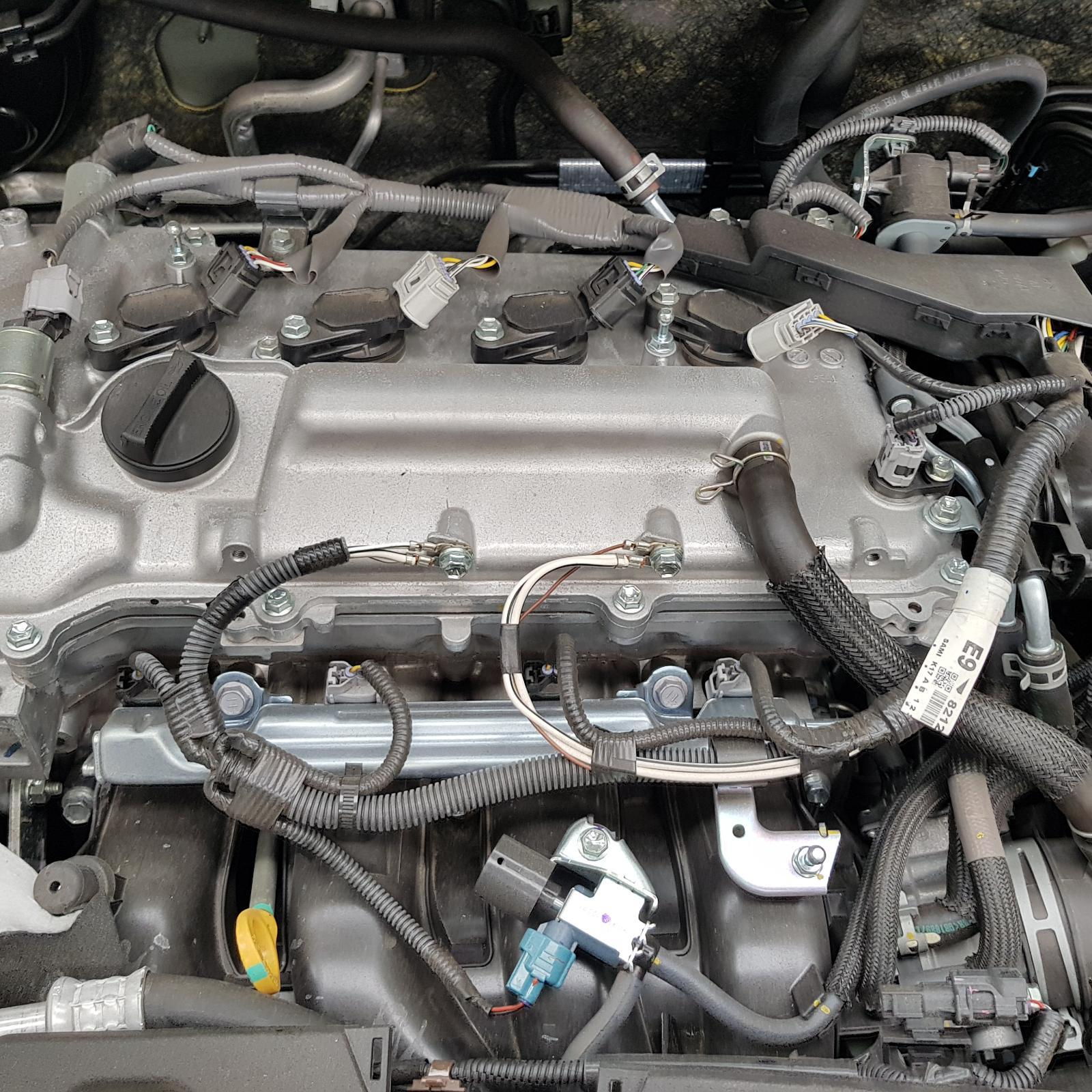 TOYOTA RAV4, Engine, PETROL, 2.0, 3ZR-FE, ASA43, 02/13-
