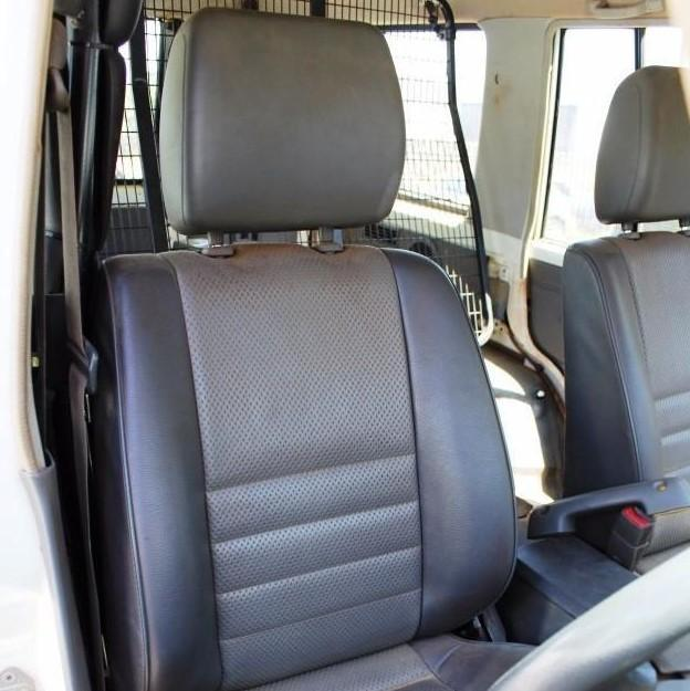 TOYOTA LANDCRUISER, Front Seat, 76/79 SERIES, WAGON/4DR UTE, RH FRONT, 01/07-