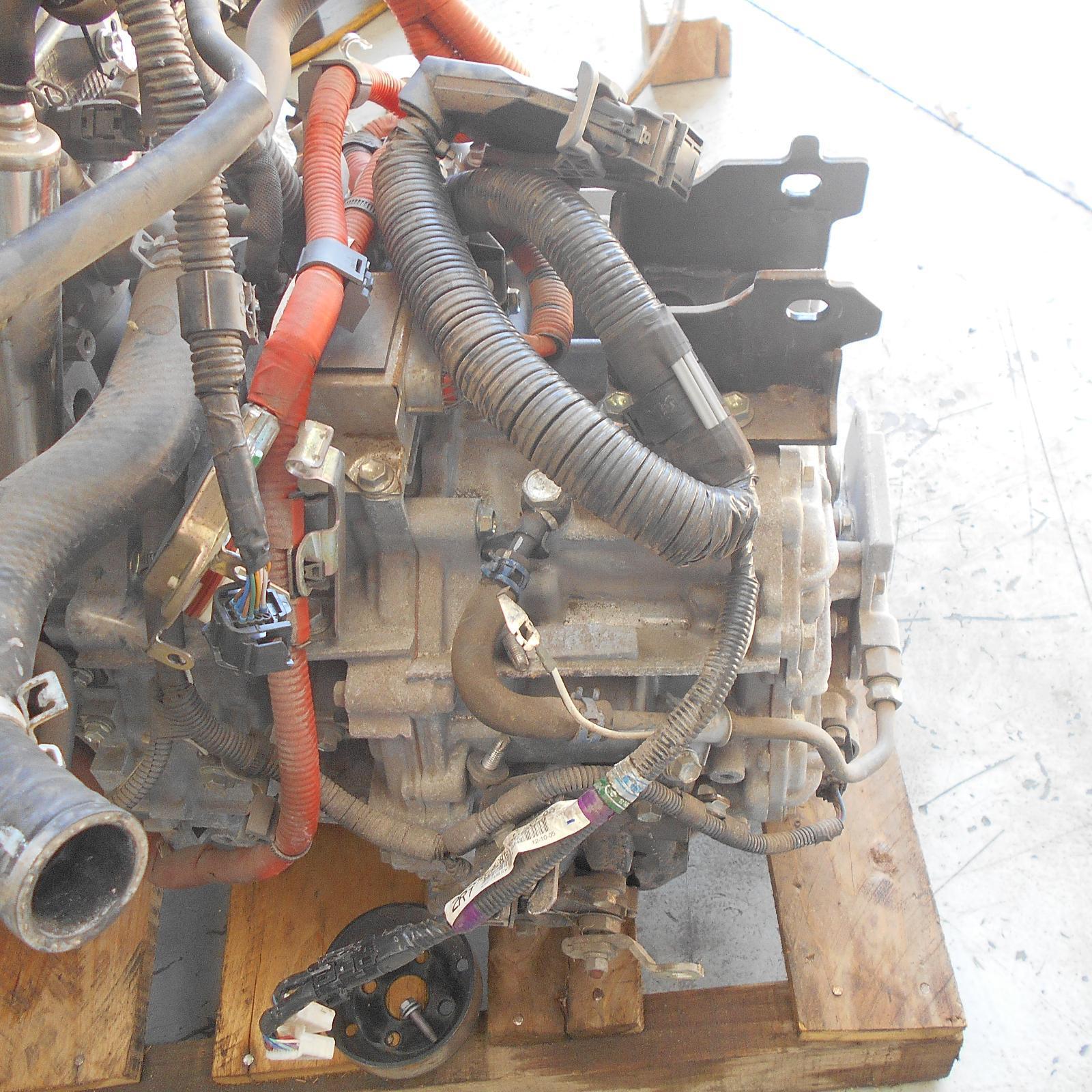 TOYOTA PRIUS, Trans/Gearbox, AUTO, 1.5, 1NZ-FXE, NHP10R, 03/12-