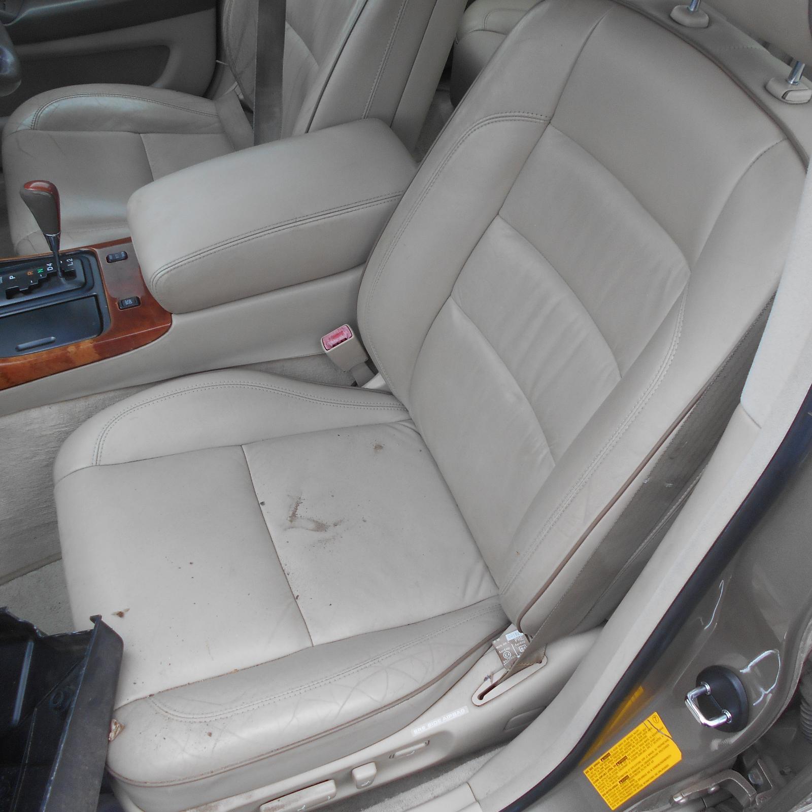 LEXUS GS, Front Seat, 10/97-12/04