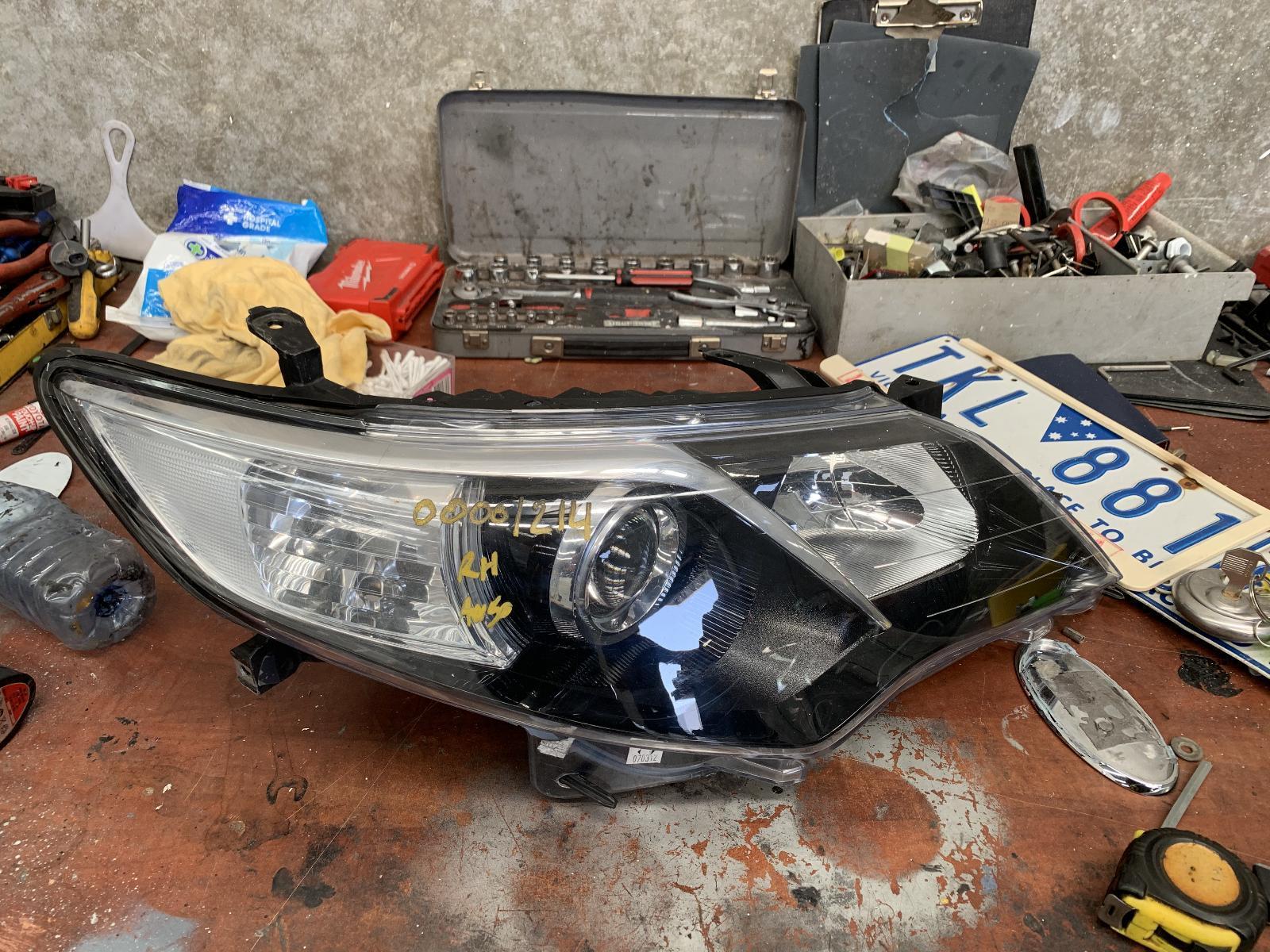 TOYOTA CAMRY, Right Headlamp, ASV50, ATARA SX/RZ, 12/11-05/15