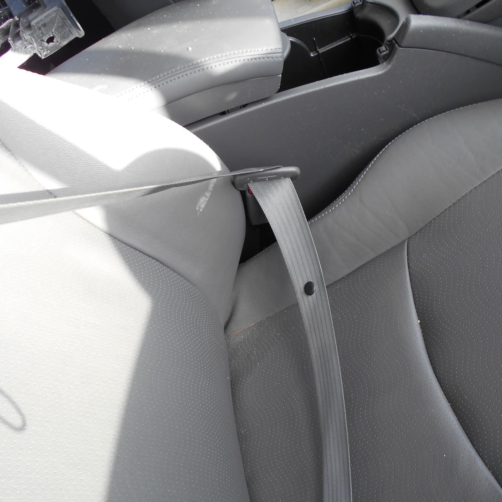 TOYOTA PRIUS, Seatbelt/Stalk, RH FRONT, SEAT BELT STALK ONLY, ZVW30R, 07/09-12/15