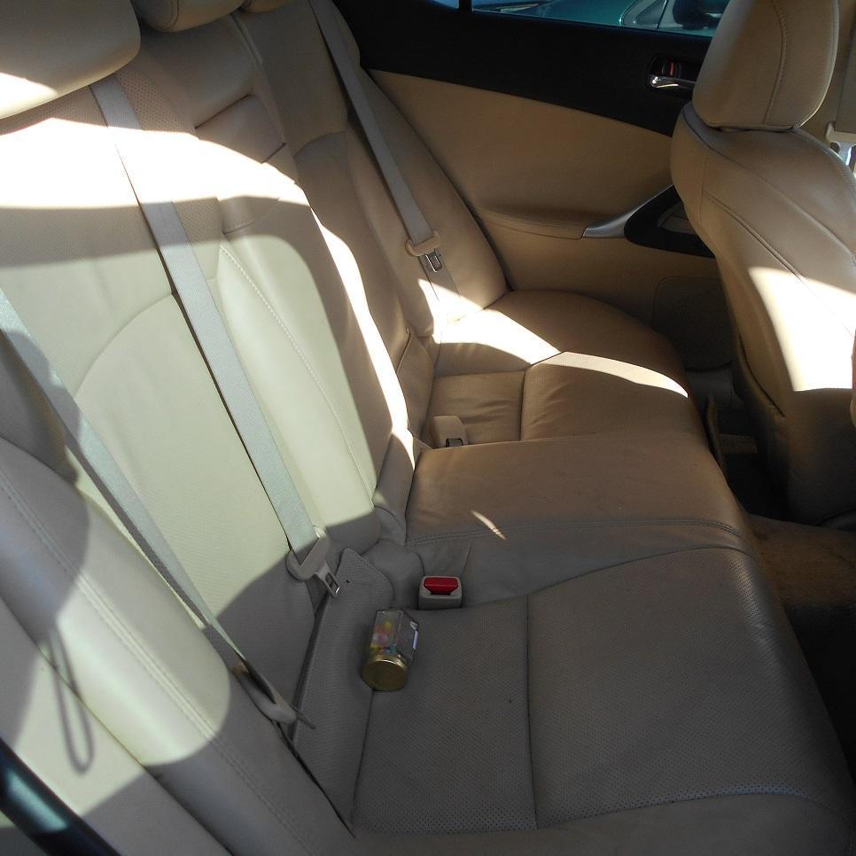 LEXUS IS250/IS250C, 2nd Seat (Rear Seat), GSE20R, IS250/IS250C/IS F, LEATHER, BEIGE, SPORTS LUXURY, 11/05-12/14