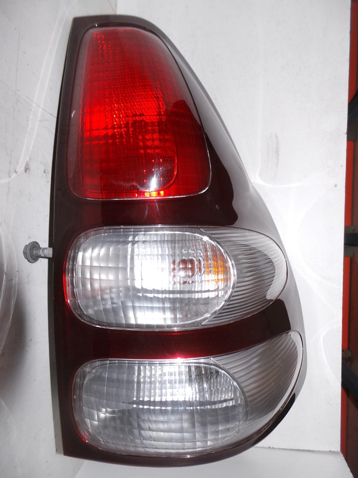 TOYOTA PRADO, Right Taillight, 120 SERIES, IN BODY, 02/03-10/09