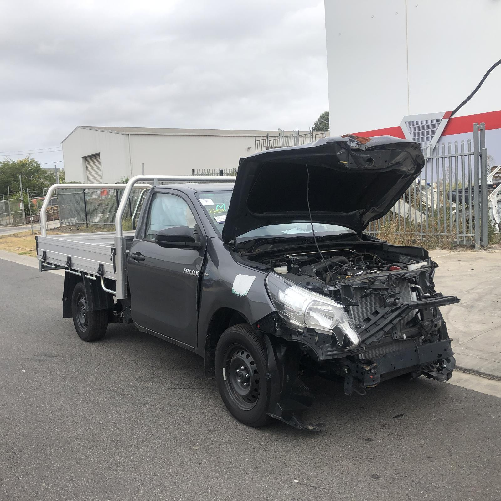 Toyota HILUX SINGLE CAB TGN121 W.7 2TR-FE MANUEL 2WD GEARBOX 09/15-CURRENT
