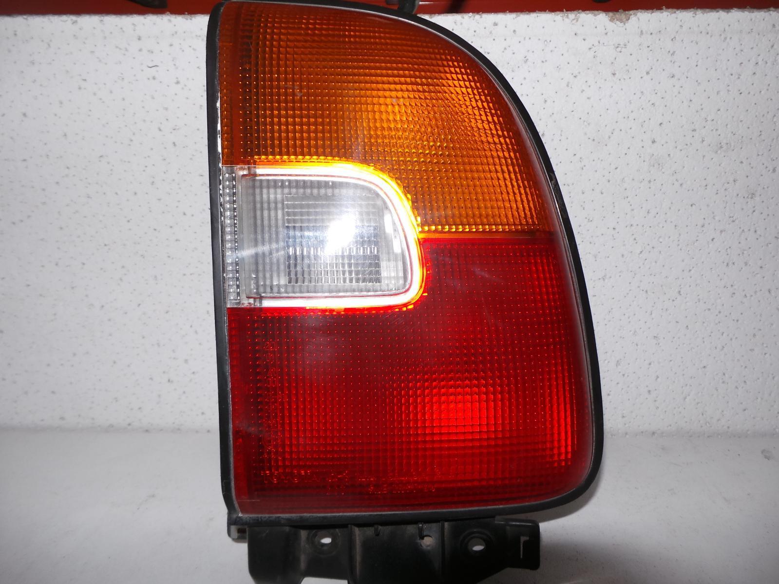 TOYOTA RAV4, Right Taillight, SXA1#R, LENS# 42-3, 07/94-10/97