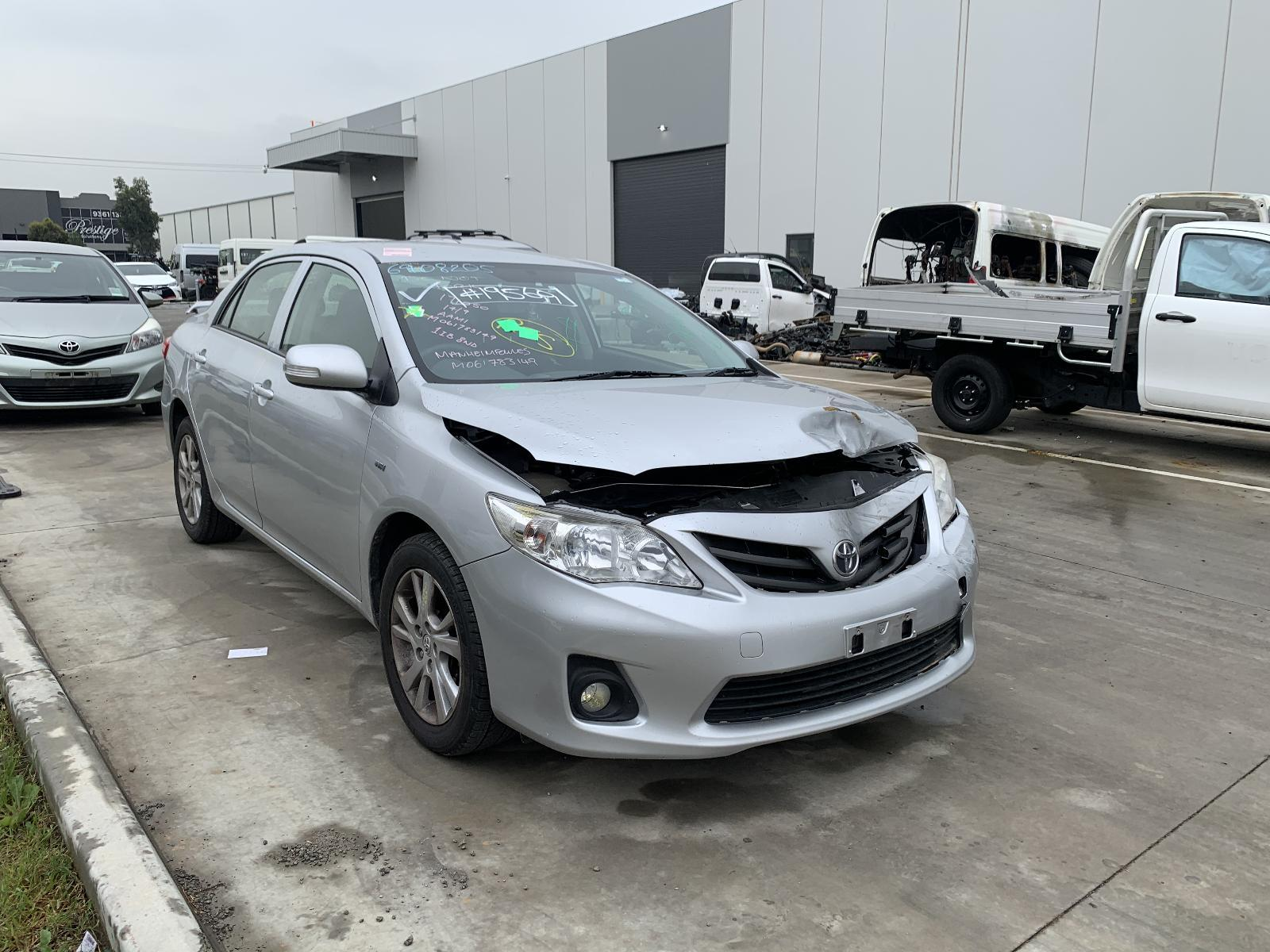 Toyota Corolla ASCENT SPORT 2ZR-FE 1.8L Engine Automatic FWD Transmission 03/07 - 12/13