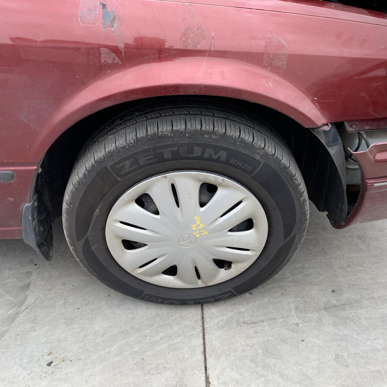 TOYOTA CAMRY, Wheel Cover/Hub Cap, SK20 08/97-08/02