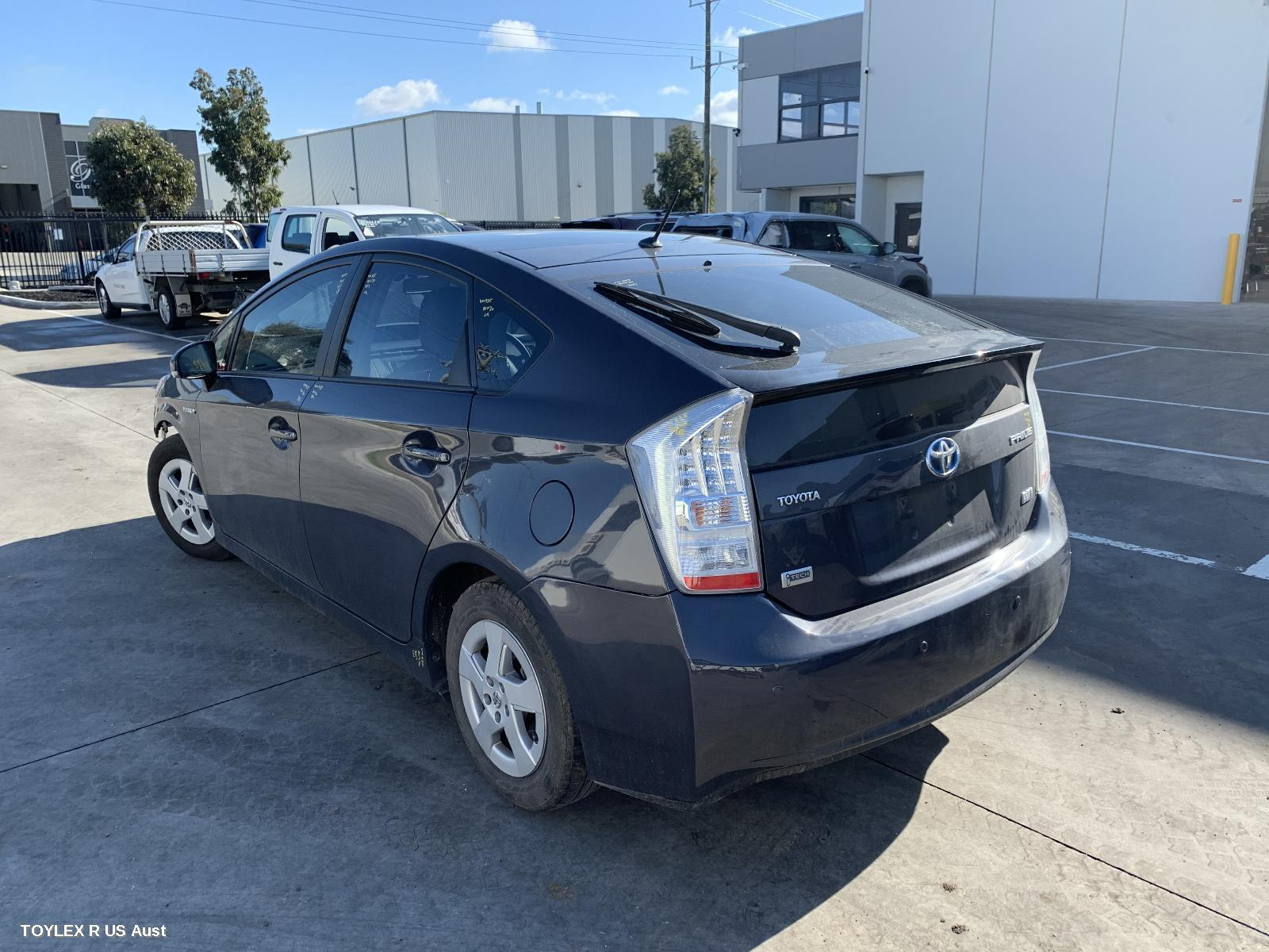 Toyota Prius ZVW30R I-TECH 2ZR-FXE 1.8L Engine Automatic FWD Transmission 07/09 - 12/15