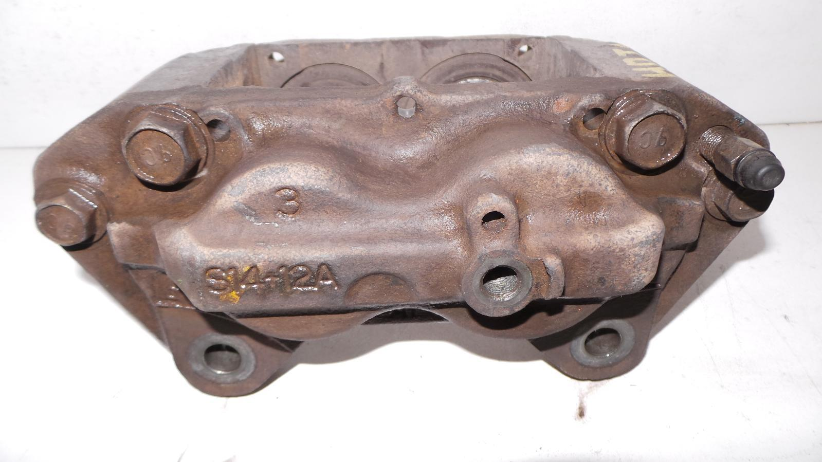 TOYOTA LANDCRUISER, Caliper, 100 SERIES, LH FRONT 4.2 1HDFTE TURBO DIESEL, 01/98-10/07
