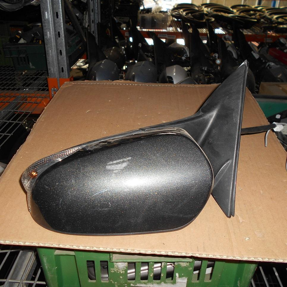 TOYOTA AURION, Left Door Mirror, GSV50R, AT-X/SPORTIVO SX6/TOURING, NON AUTO DIP, NON BLIND SPOT TYPE, 04/12-05/15