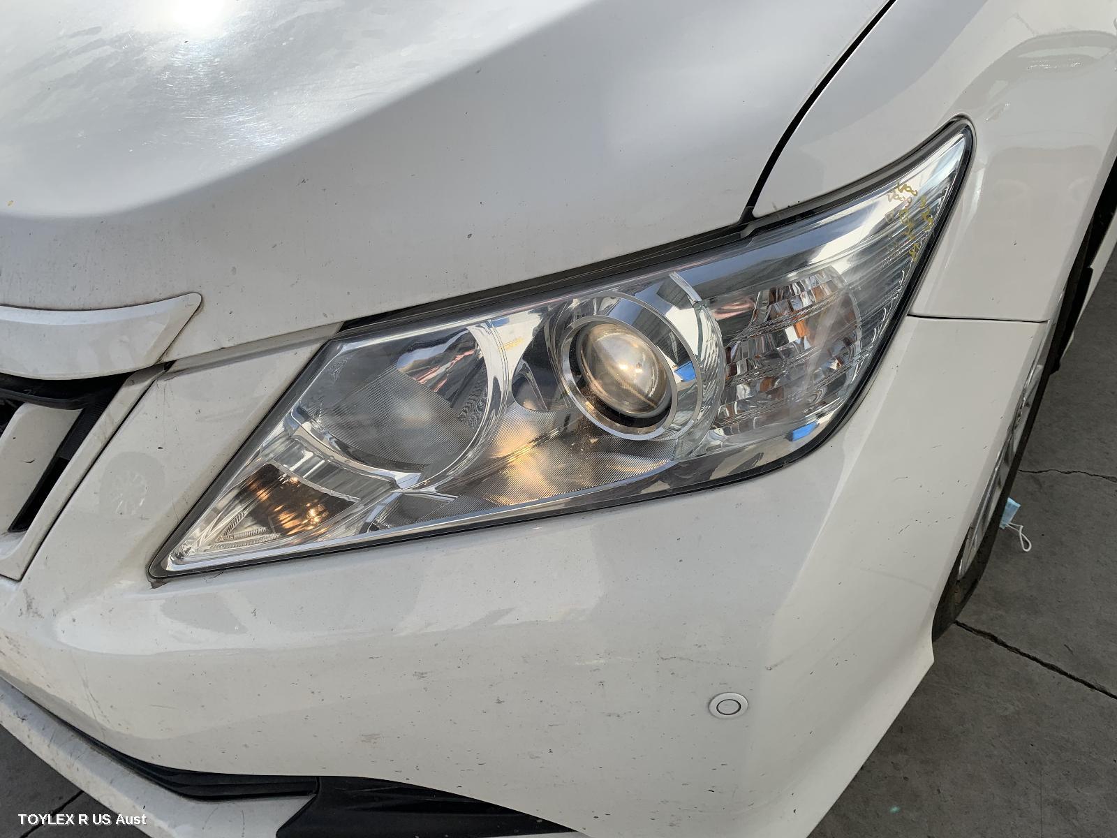 TOYOTA AURION, Left Headlamp, GSV50R, HALOGEN TYPE, 02/12-08/17