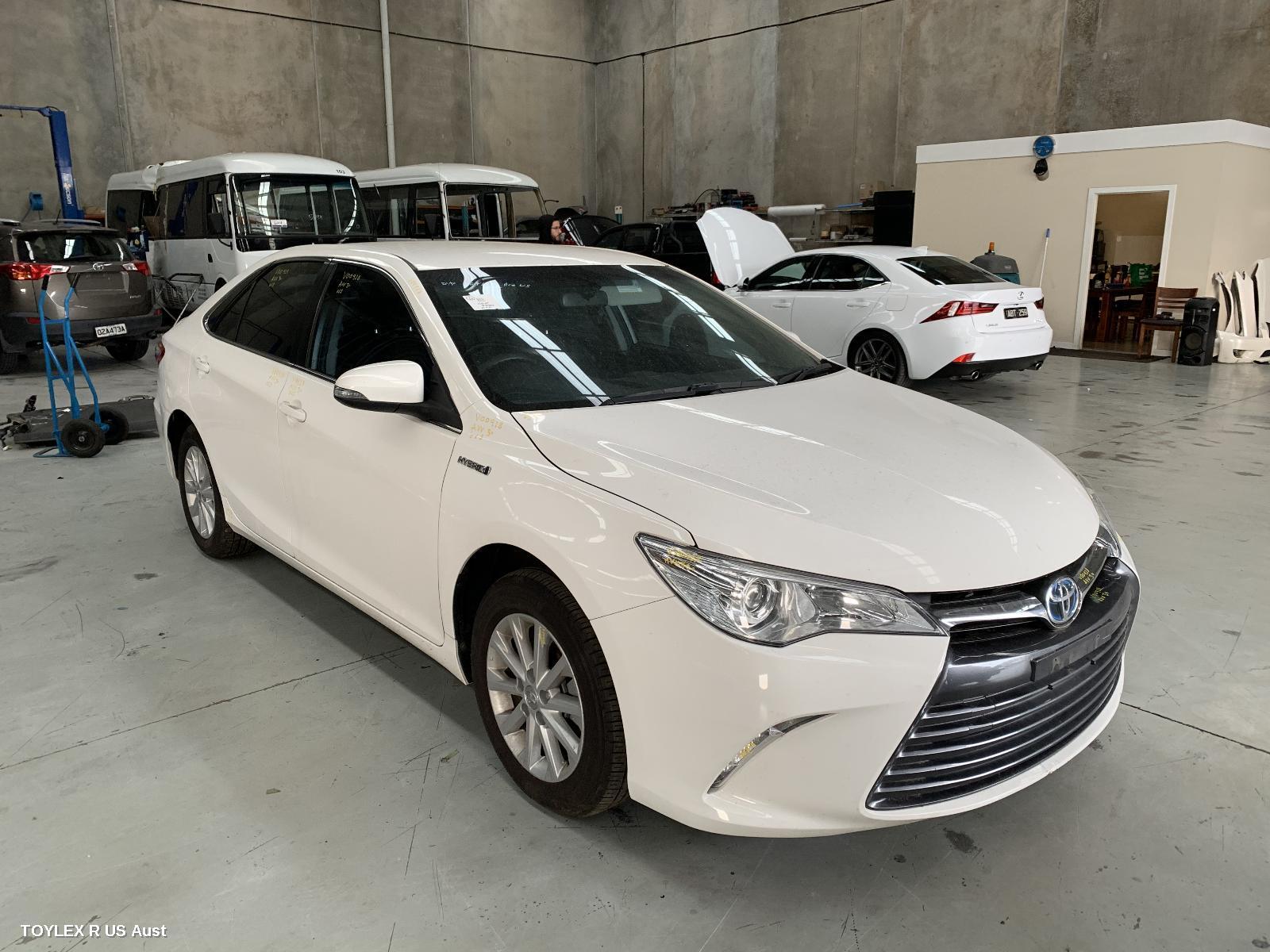 Toyota Camry Altise Hybrid AVV50 R 2AR-FXE 2.5L Engine Automatic FWD Transmission 05/15 - 10/17