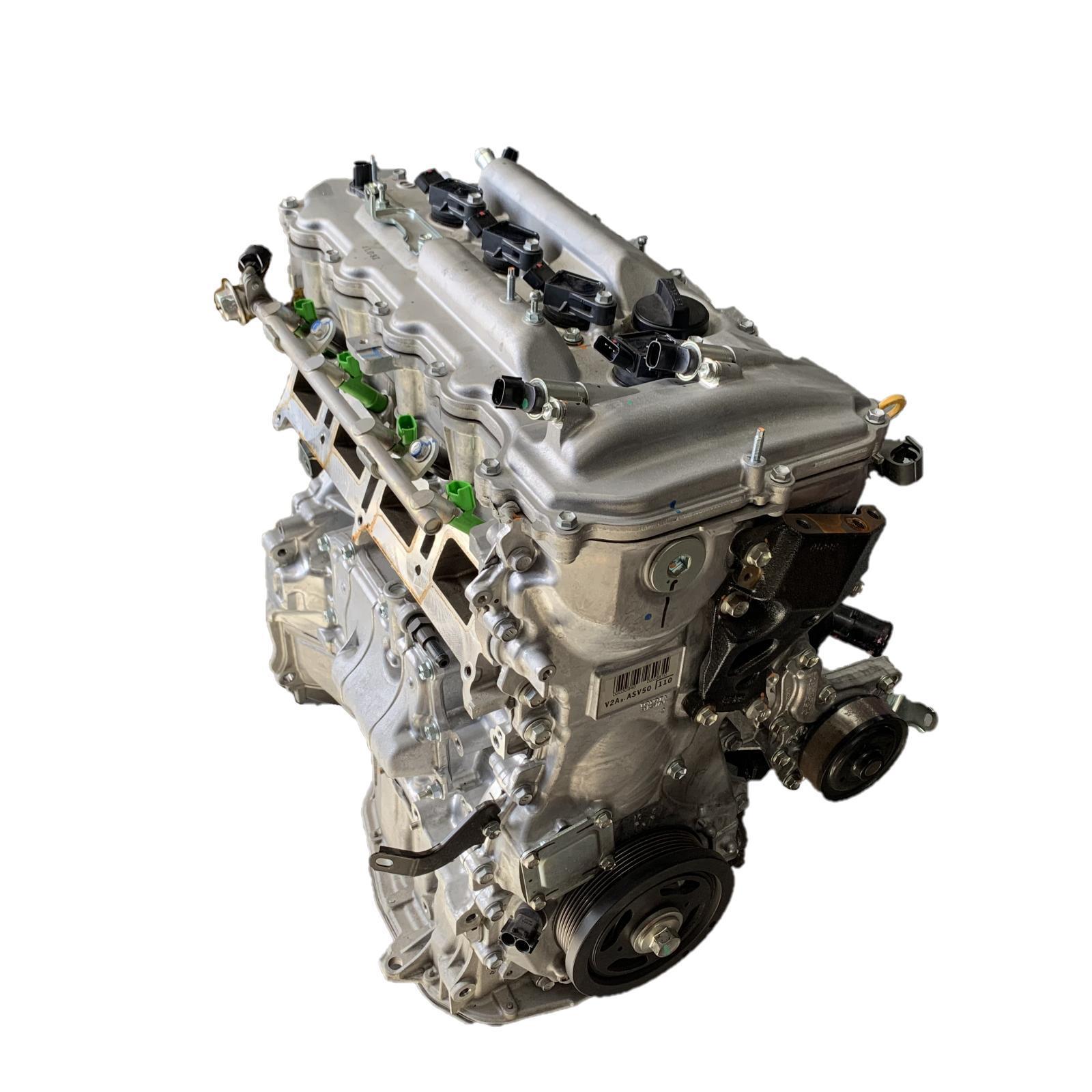 TOYOTA CAMRY, Engine, 2.5, 2AR-FE, ACV50, 12/11-10/17