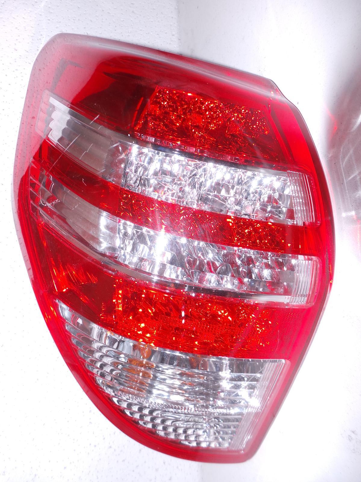 TOYOTA RAV4, Left Taillight, ACA33, 10/08-12/12