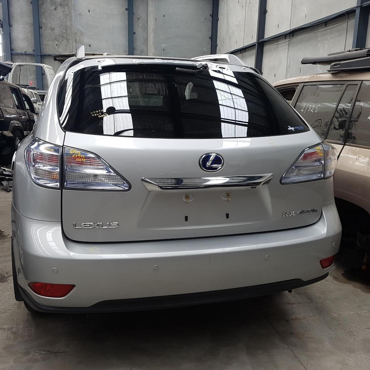 LEXUS RX350, Rear Garnish, TAILGATE GARNISH, GGL1#, 03/09-05/12