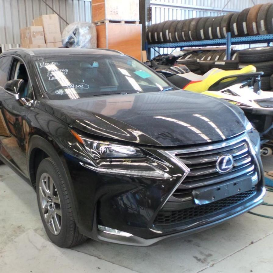 LEXUS NX, Steering Box/Rack, AGZ/AYZ#, 2.5, 07/14-