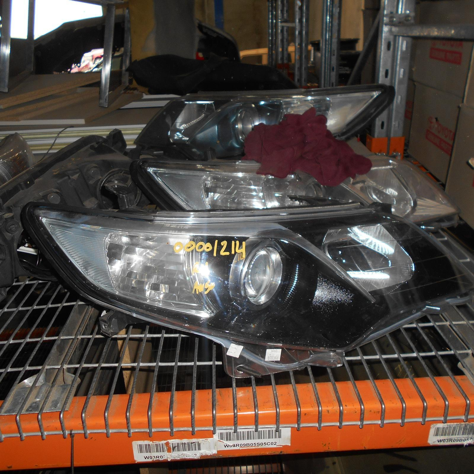 TOYOTA CAMRY, Right Headlamp, ACV50, ATARA SX/RZ, 12/11-05/15