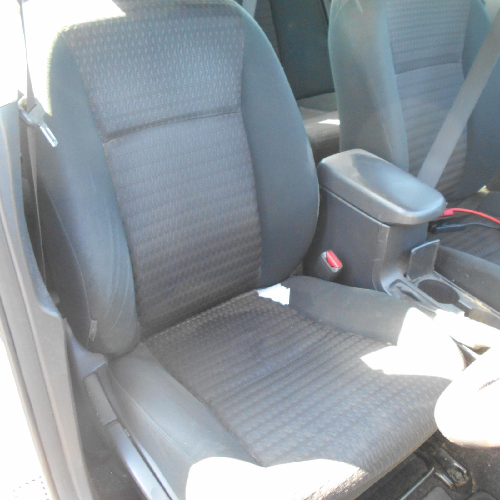 TOYOTA COROLLA, Front Seat, RH FRONT, ZRE152/153R, W/ AIRBAG TYPE, 03/07-10/13